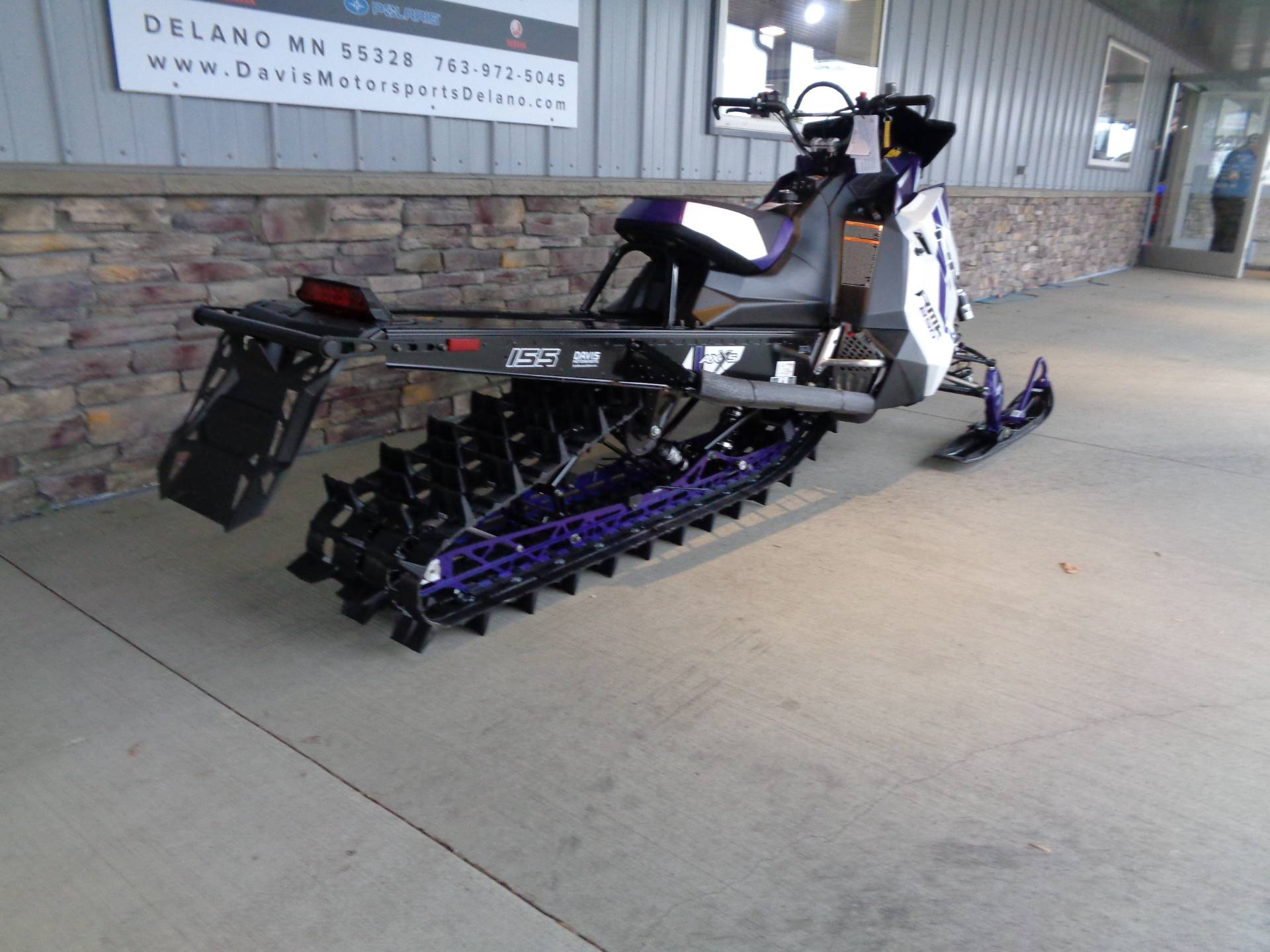 2021 Polaris 850 PRO RMK 155 2.6 in. Factory Choice in Delano, Minnesota - Photo 5