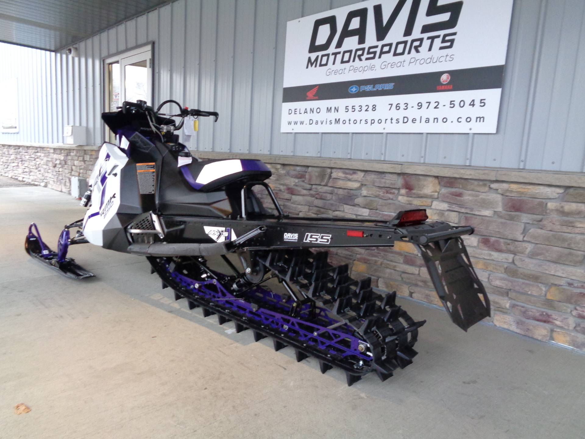 2021 Polaris 850 PRO RMK 155 2.6 in. Factory Choice in Delano, Minnesota - Photo 6