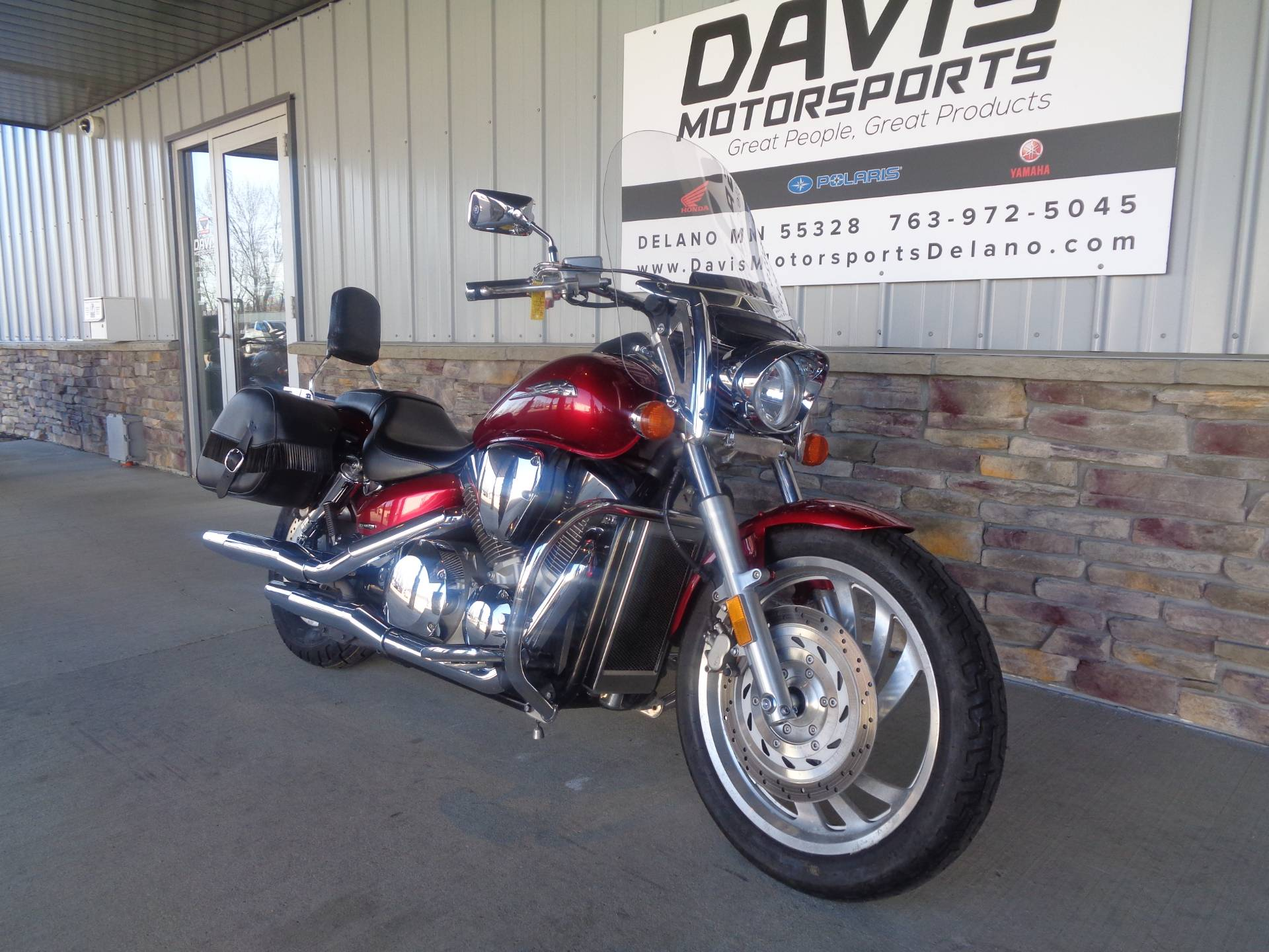 2008 Honda VTX®1300C in Delano, Minnesota - Photo 3