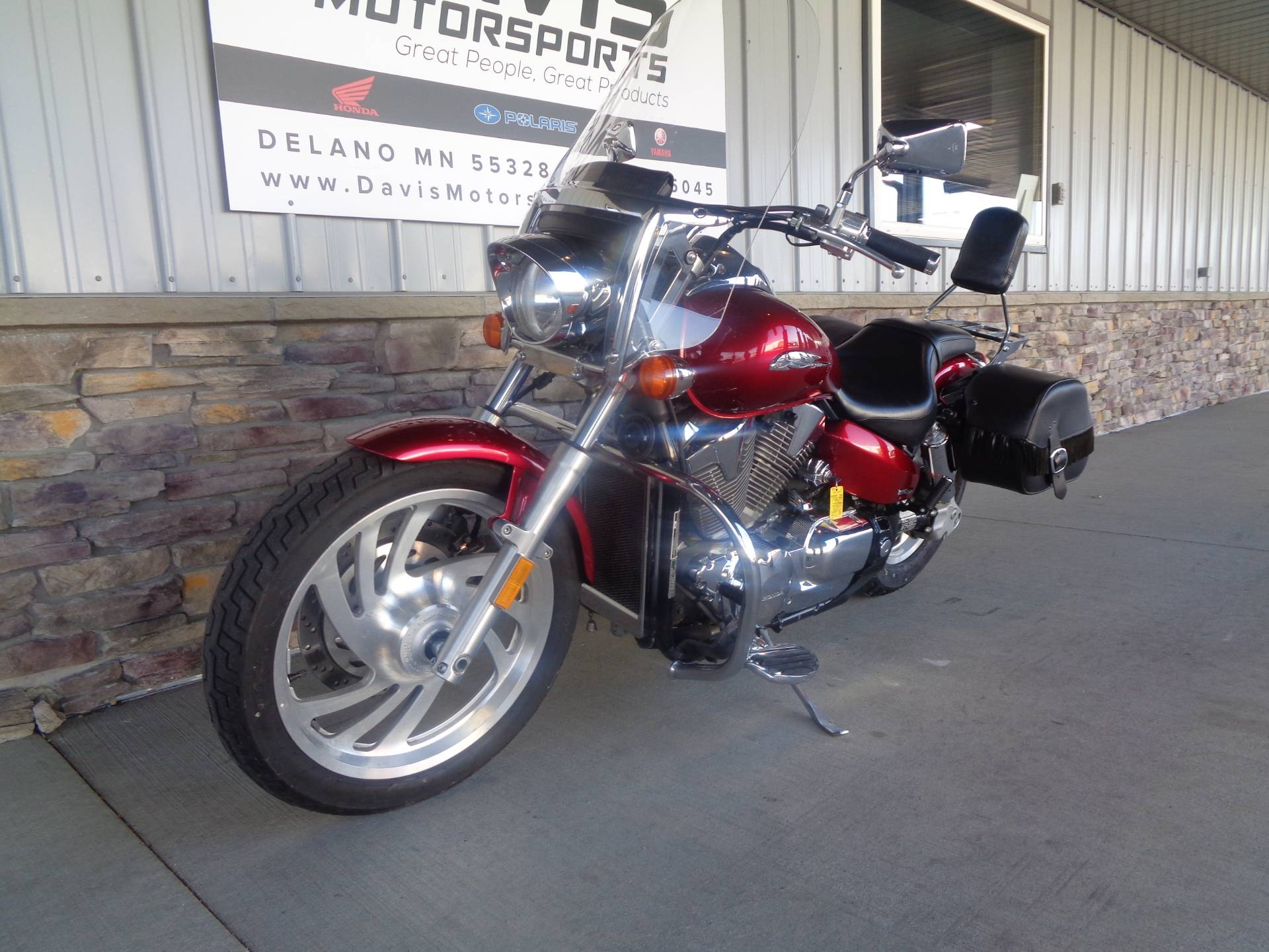 2008 Honda VTX®1300C in Delano, Minnesota - Photo 4