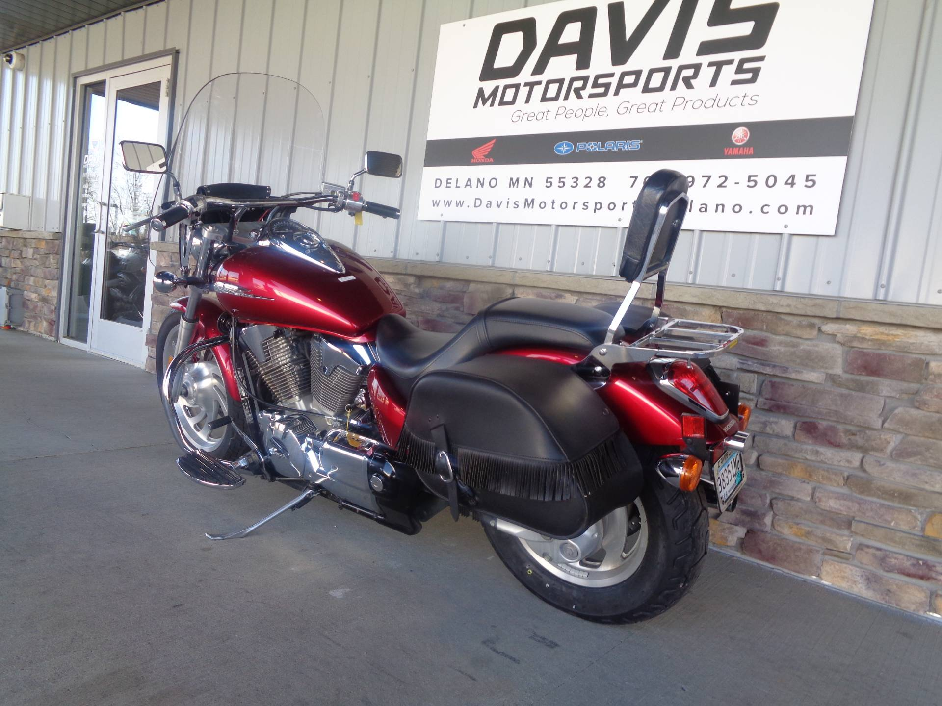 2008 Honda VTX®1300C in Delano, Minnesota - Photo 6