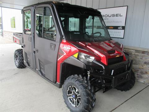 2018 Polaris Ranger Crew XP 1000 EPS Northstar Edition in Delano, Minnesota