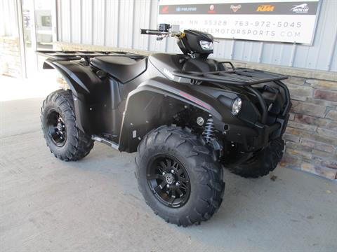 2018 Yamaha Kodiak 700 EPS SE in Delano, Minnesota