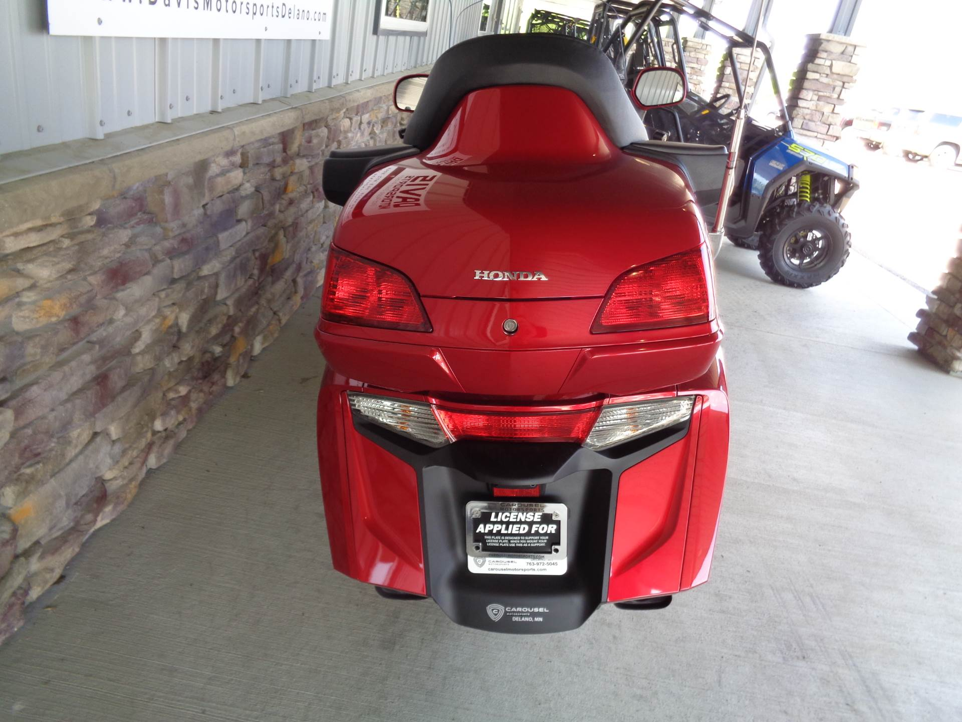 2017 Honda Gold Wing Audio Comfort in Delano, Minnesota