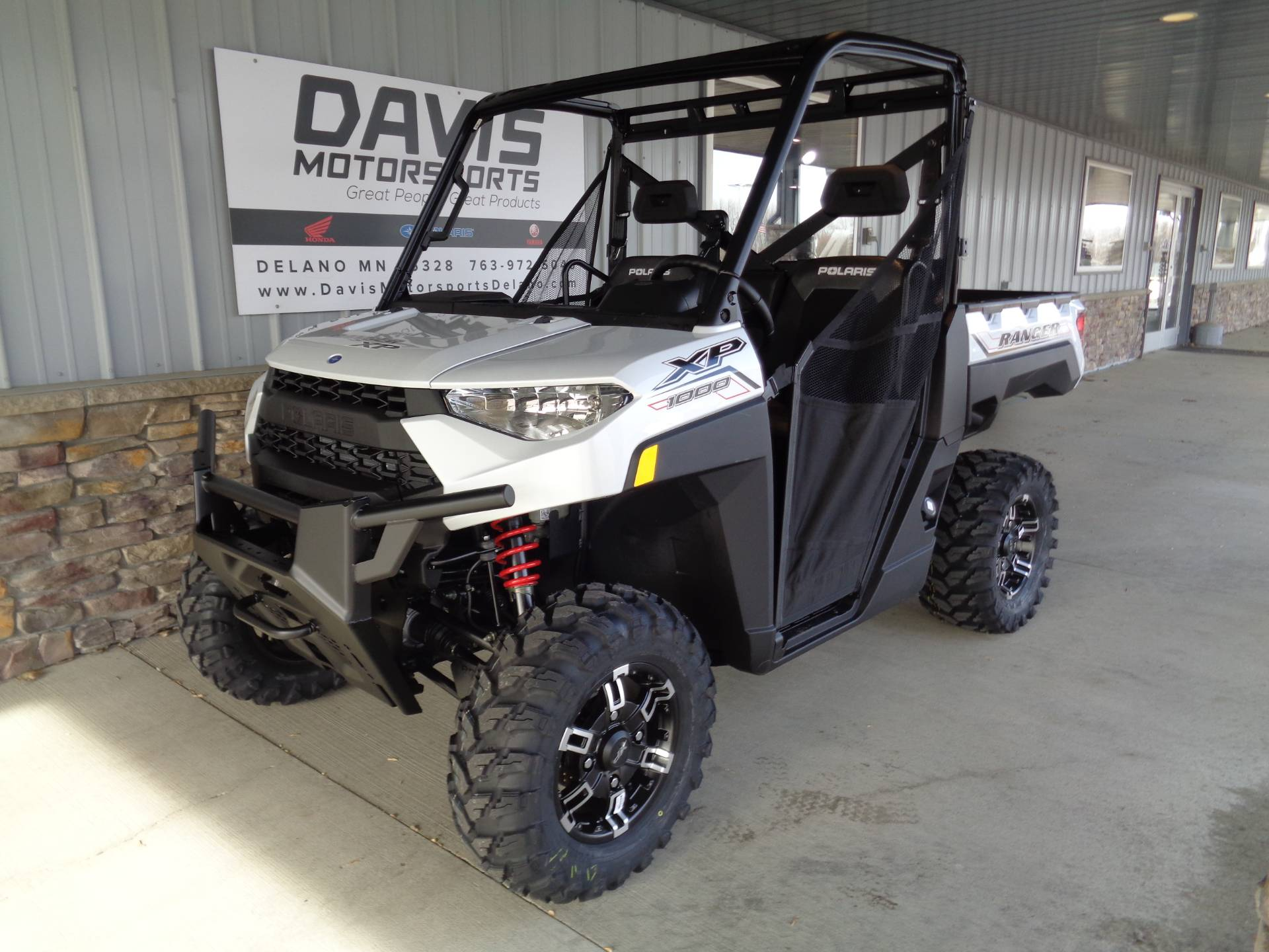 2021 Polaris Ranger XP 1000 Premium in Delano, Minnesota - Photo 4