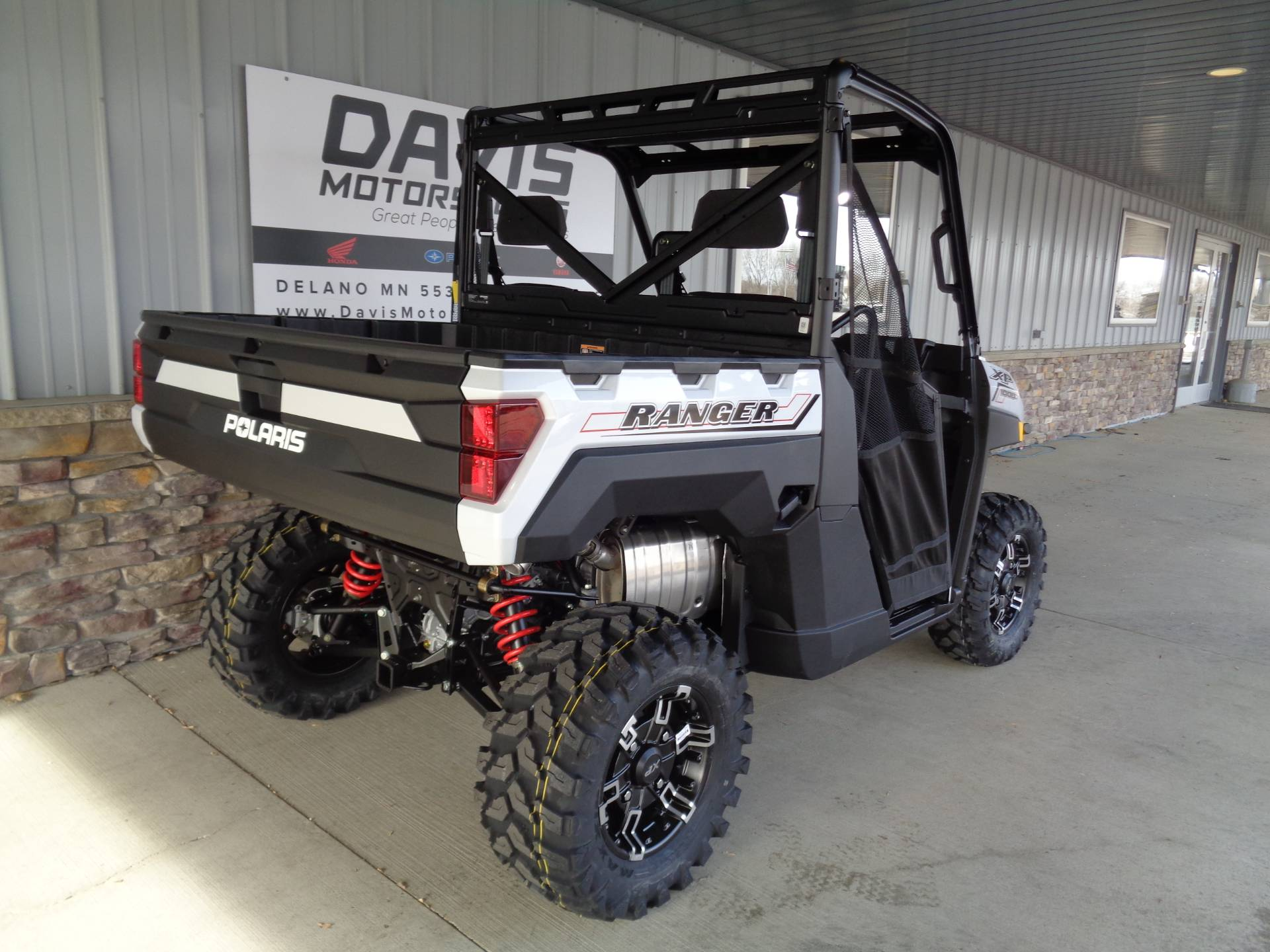 2021 Polaris Ranger XP 1000 Premium in Delano, Minnesota - Photo 5