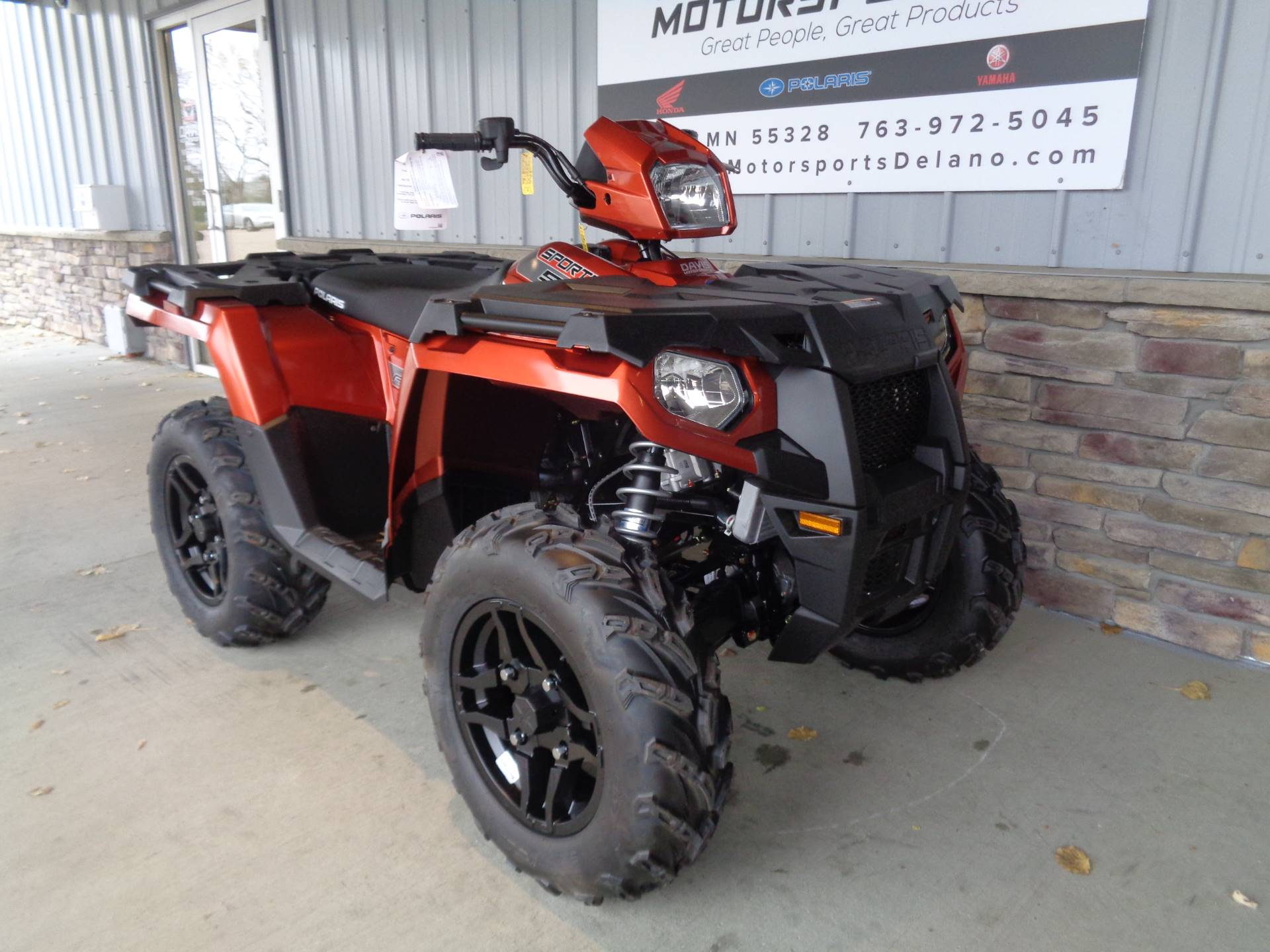 2020 Polaris Sportsman 570 Premium in Delano, Minnesota - Photo 3