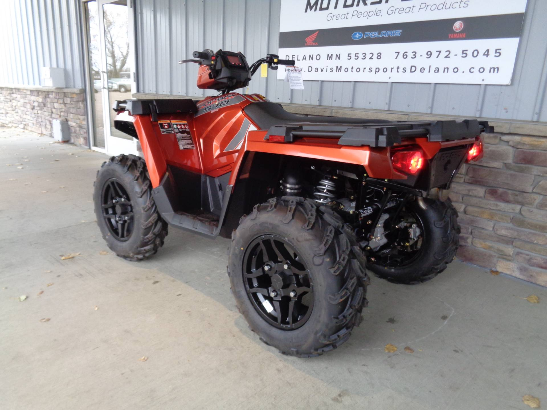 2020 Polaris Sportsman 570 Premium in Delano, Minnesota - Photo 6