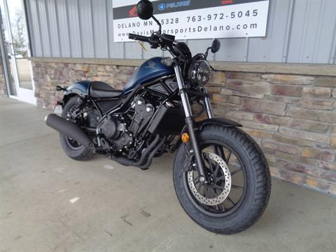 2020 Honda Rebel 500 ABS in Delano, Minnesota - Photo 3