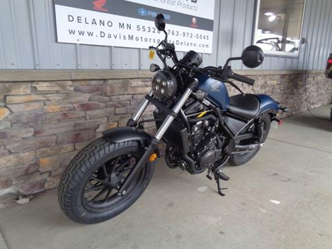 2020 Honda Rebel 500 ABS in Delano, Minnesota - Photo 4