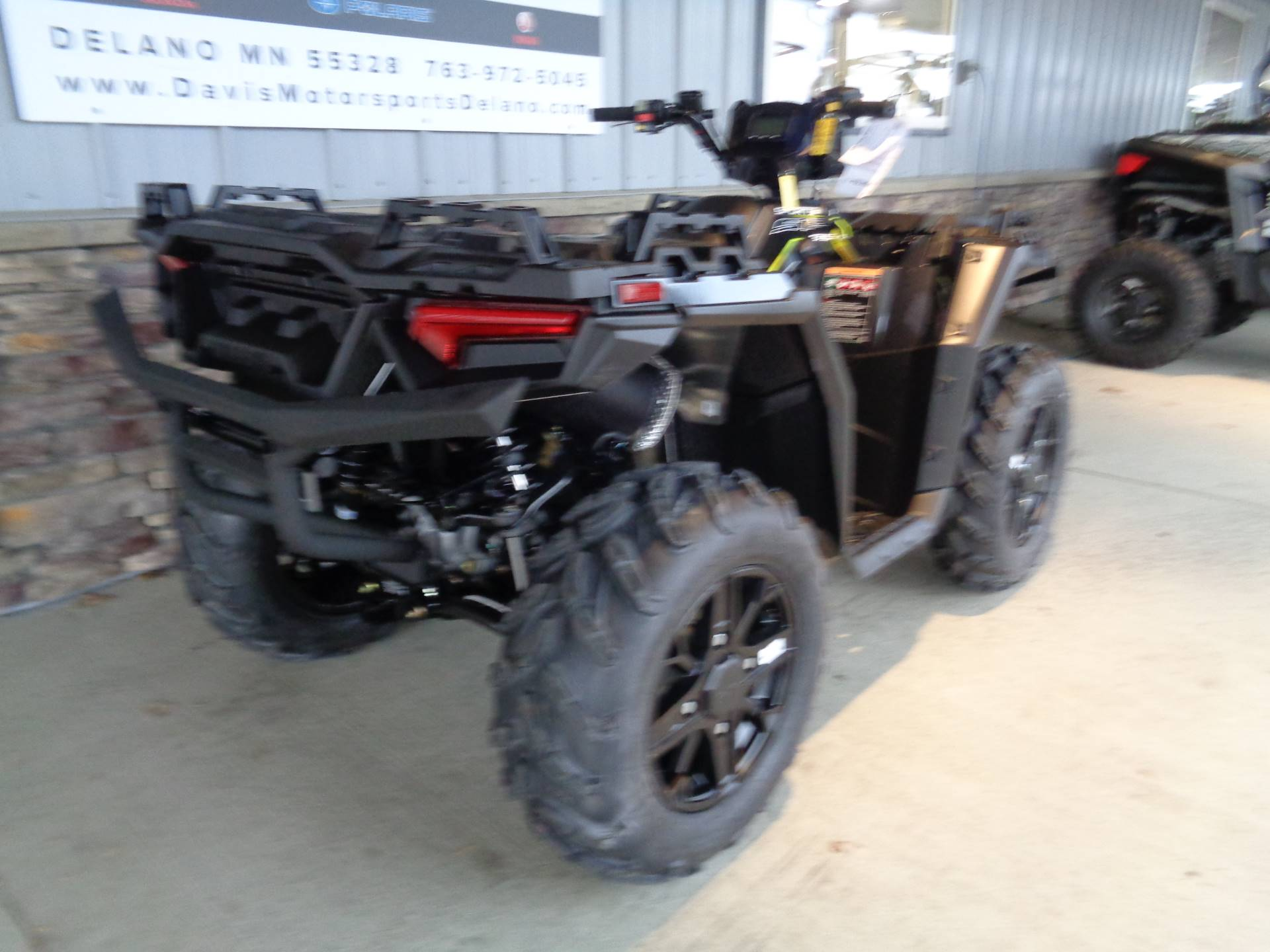 2019 Polaris Sportsman 850 SP Premium in Delano, Minnesota