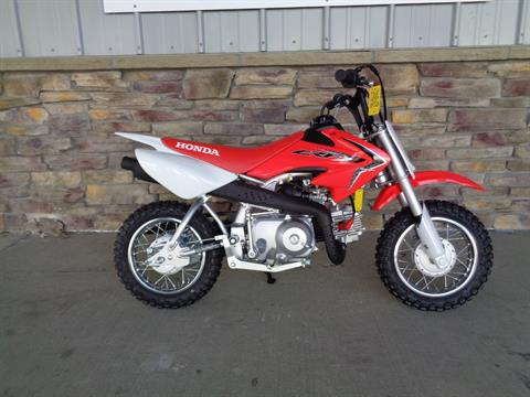 2020 Honda CRF50F in Delano, Minnesota - Photo 1