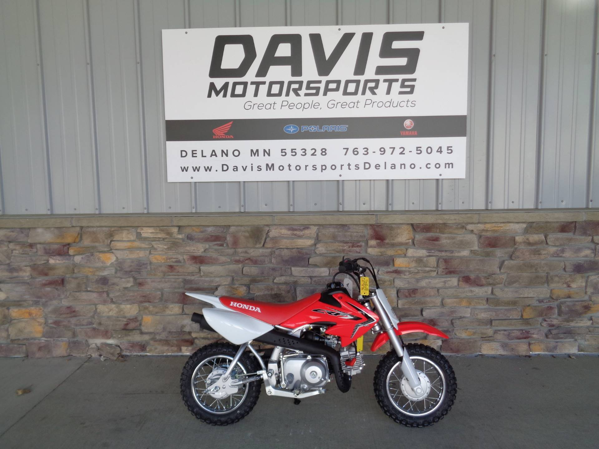 2020 Honda CRF50F in Delano, Minnesota - Photo 2