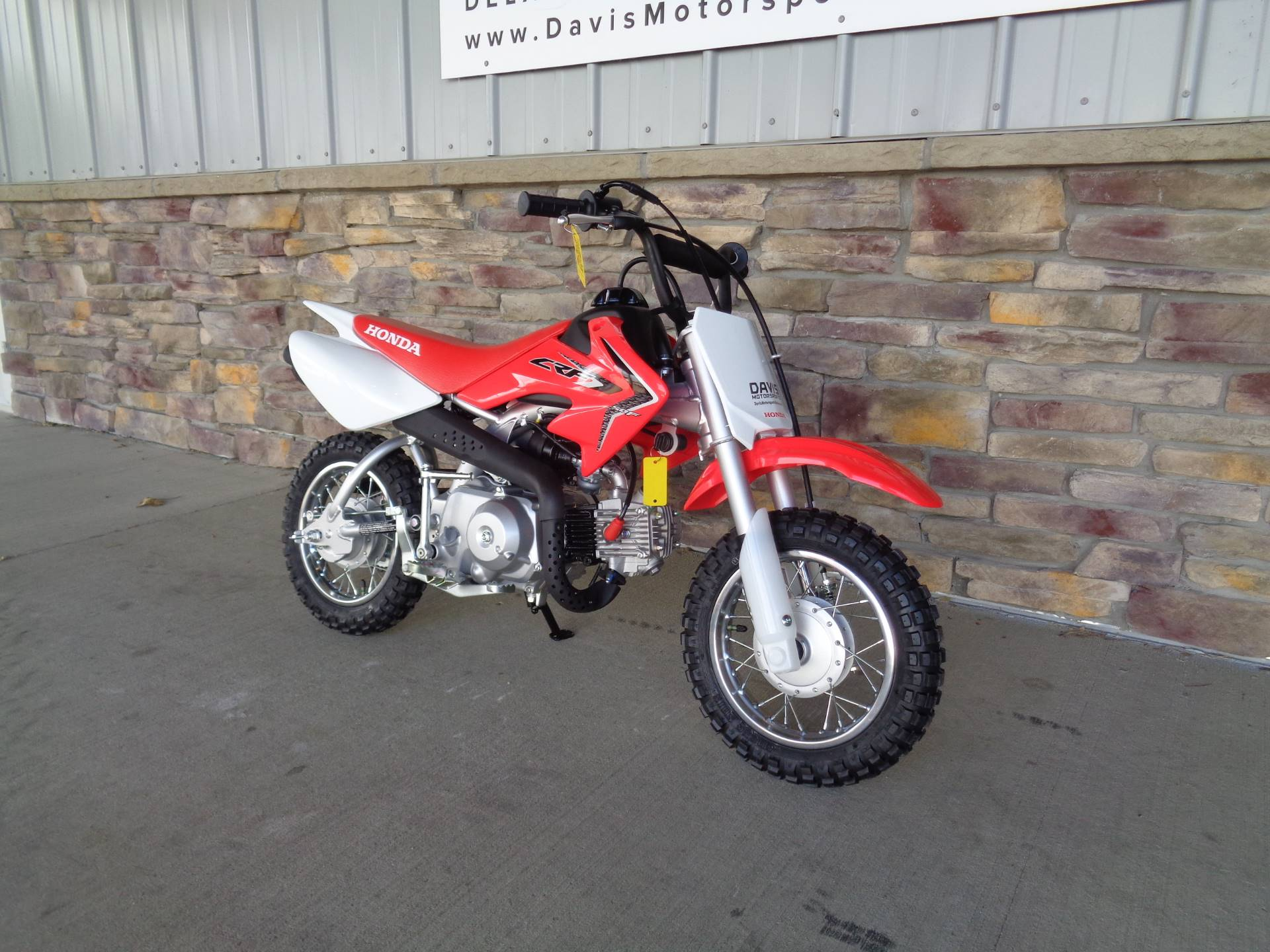 2020 Honda CRF50F in Delano, Minnesota - Photo 5