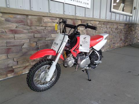 2020 Honda CRF50F in Delano, Minnesota - Photo 6