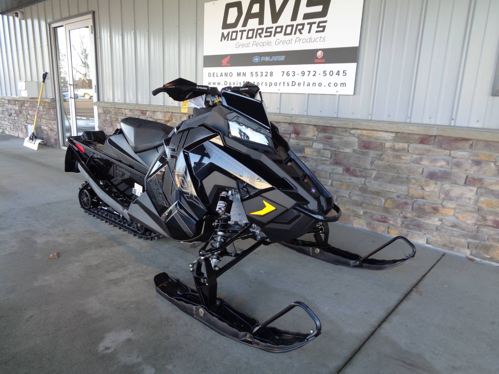 2021 Polaris 850 Indy XC 129 Factory Choice in Delano, Minnesota - Photo 3