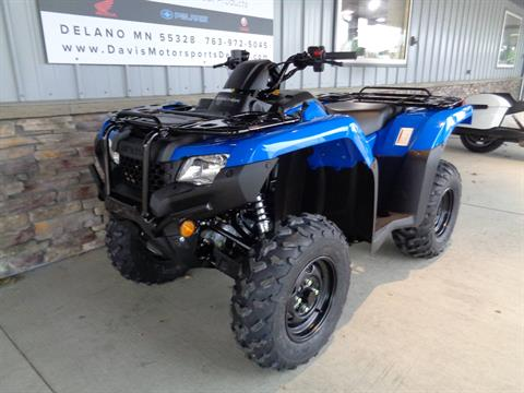 2021 Honda FourTrax Rancher 4x4 Automatic DCT IRS EPS in Delano, Minnesota - Photo 4