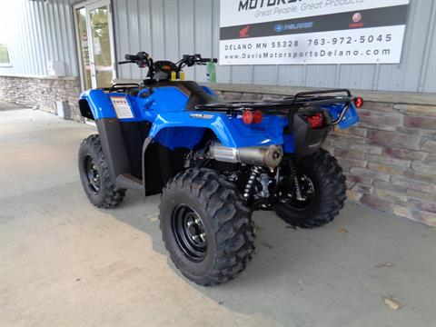 2021 Honda FourTrax Rancher 4x4 Automatic DCT IRS EPS in Delano, Minnesota - Photo 6
