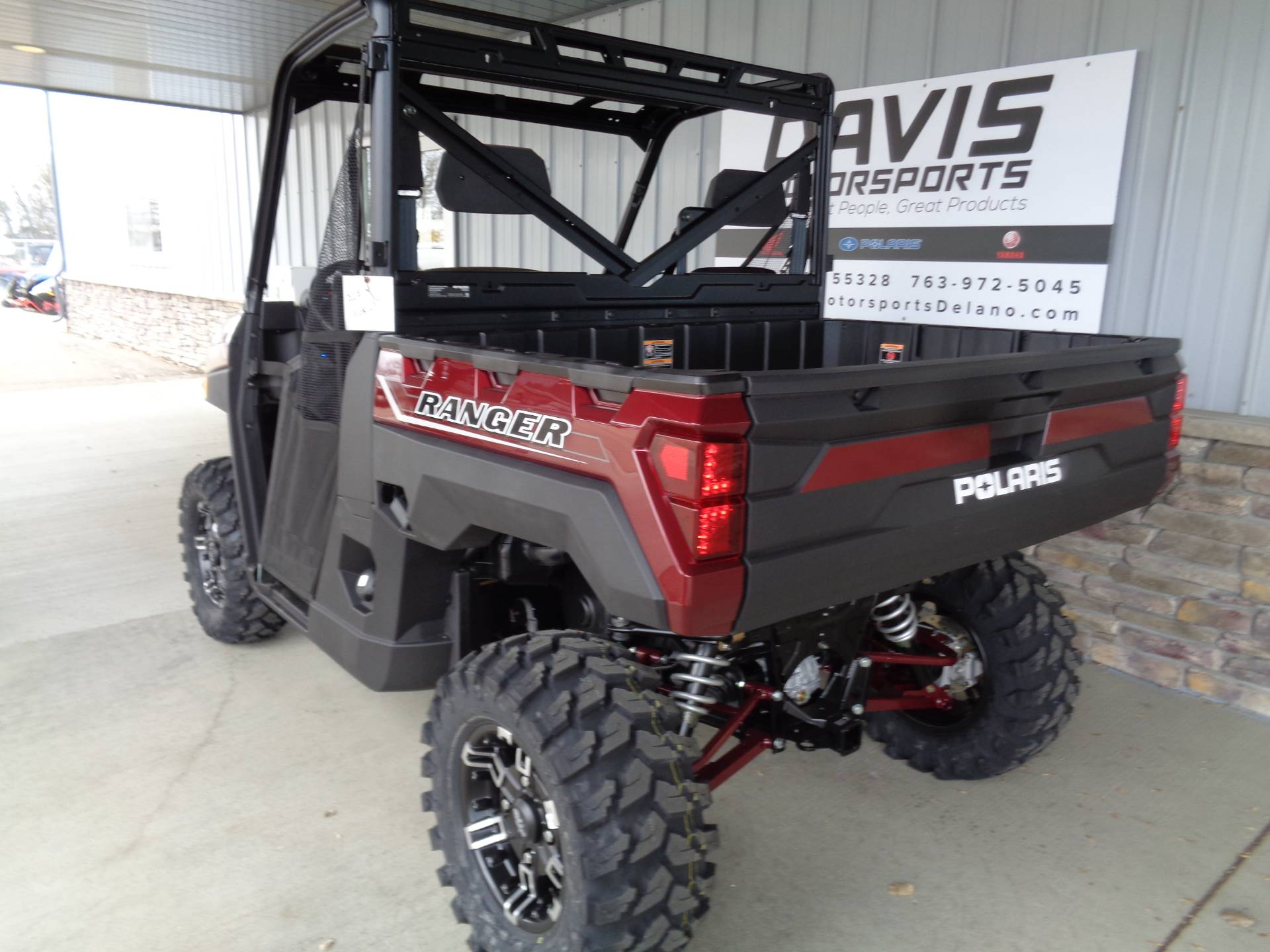 2021 Polaris Ranger XP 1000 Premium in Delano, Minnesota - Photo 6