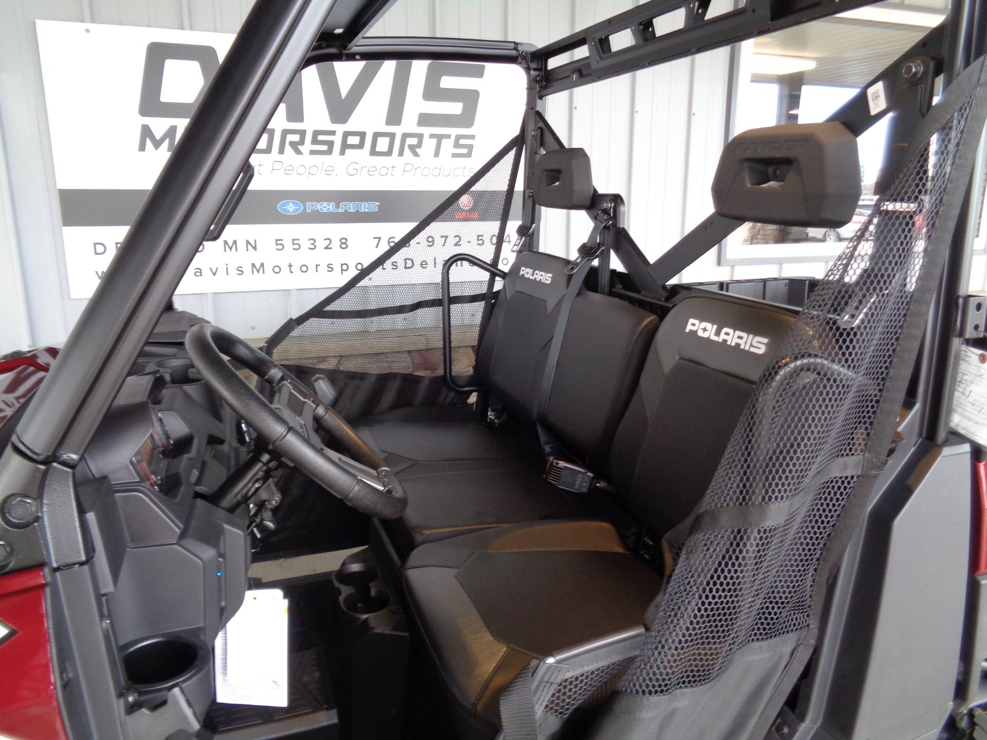 2021 Polaris Ranger XP 1000 Premium in Delano, Minnesota - Photo 10