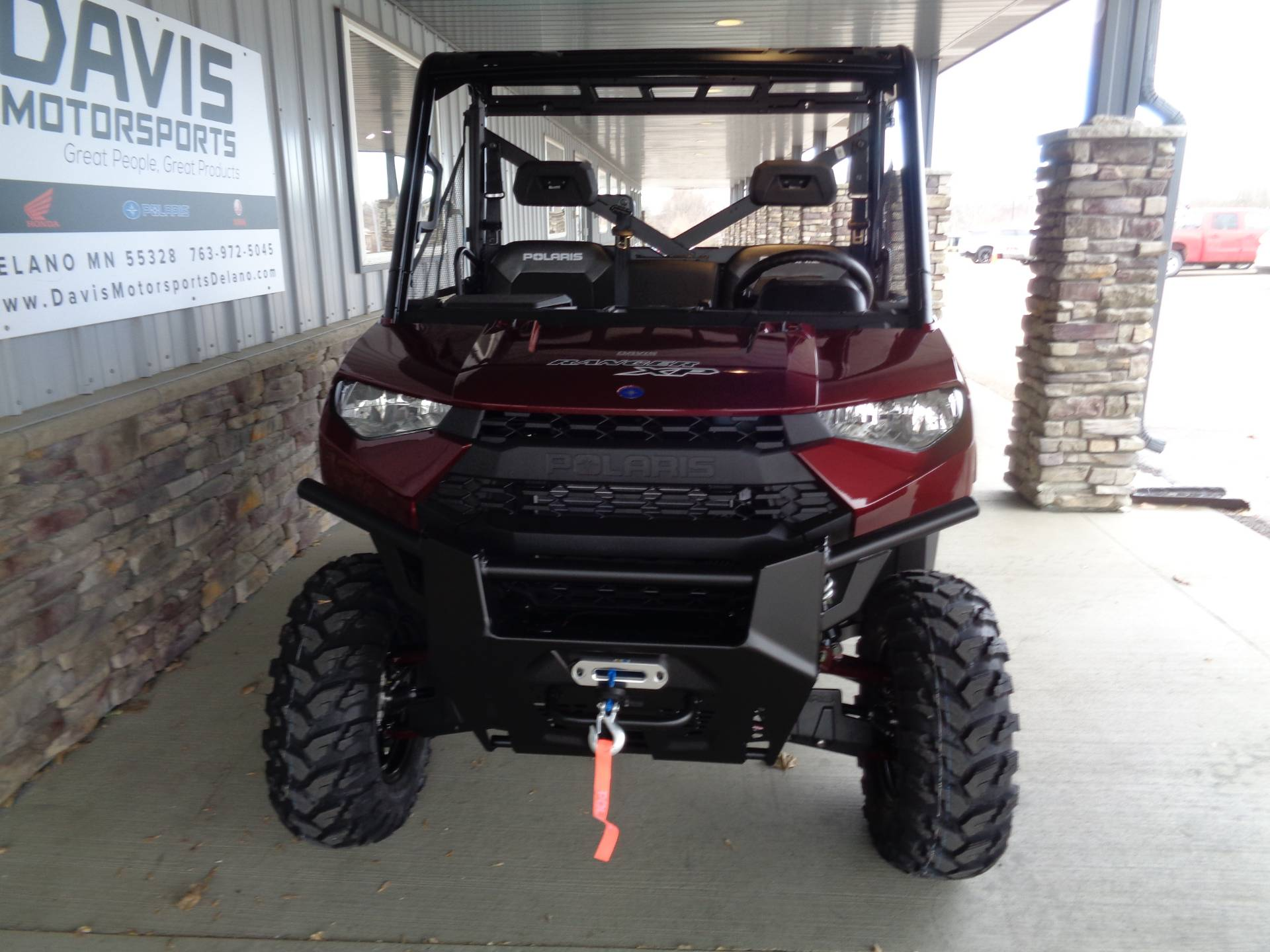 2021 Polaris Ranger XP 1000 Premium in Delano, Minnesota - Photo 12