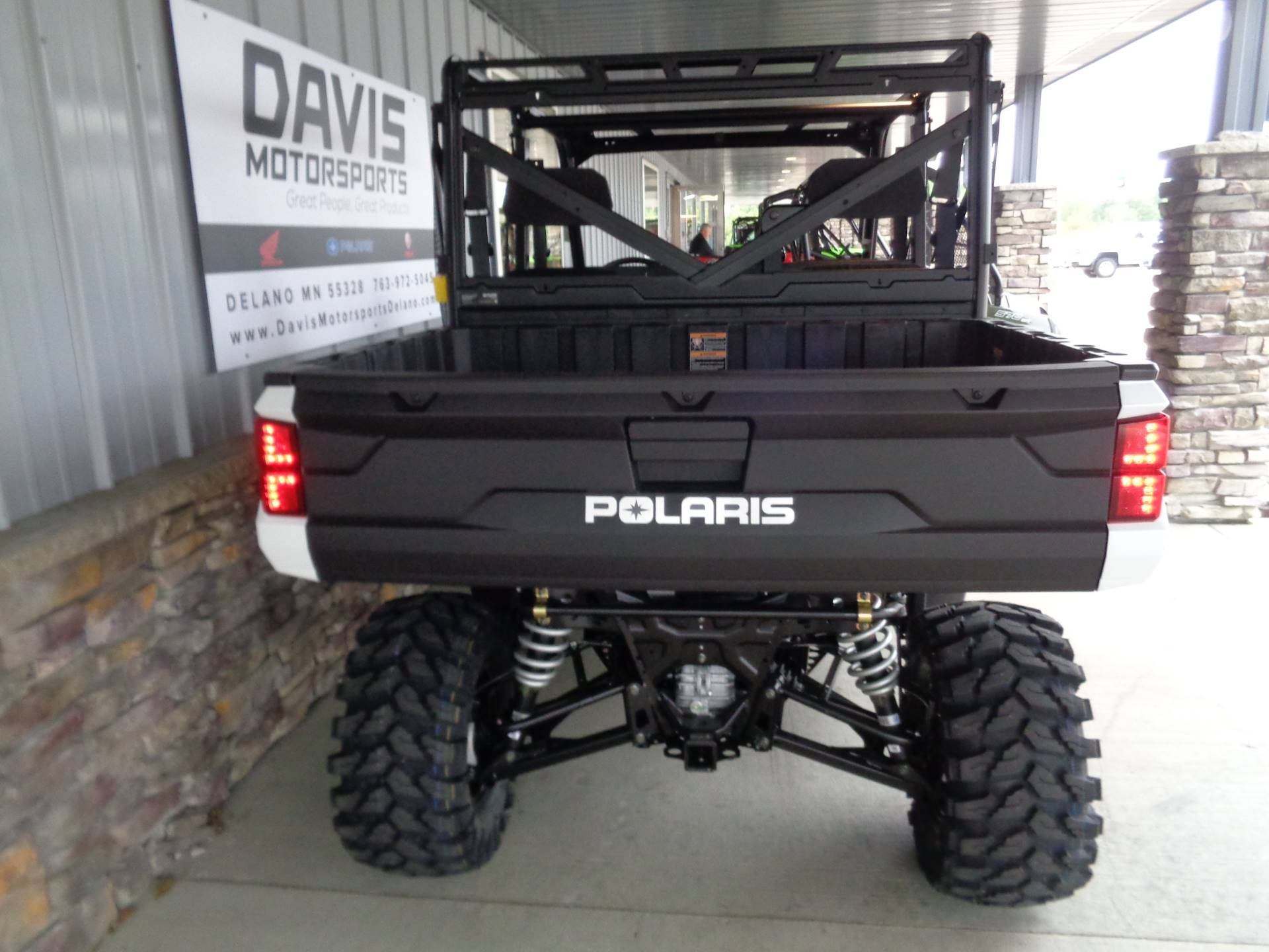 2019 Polaris Ranger Crew XP 1000 EPS Premium 11