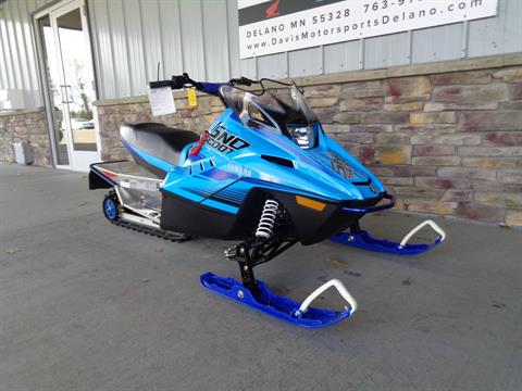 2020 Yamaha SnoScoot ES in Delano, Minnesota - Photo 3