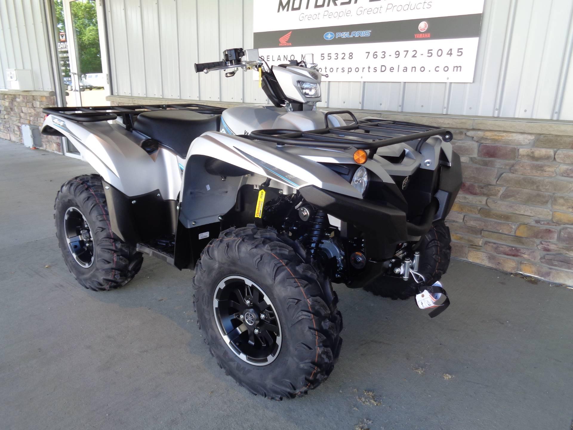 2020 Yamaha Grizzly EPS SE in Delano, Minnesota