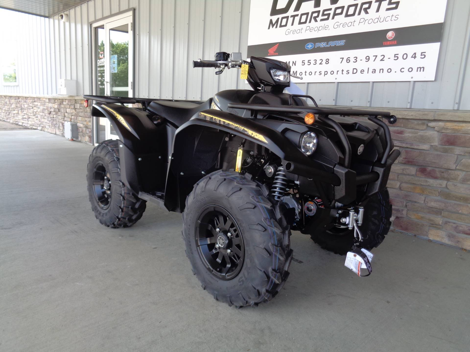2020 Yamaha Kodiak 700 EPS SE in Delano, Minnesota - Photo 3