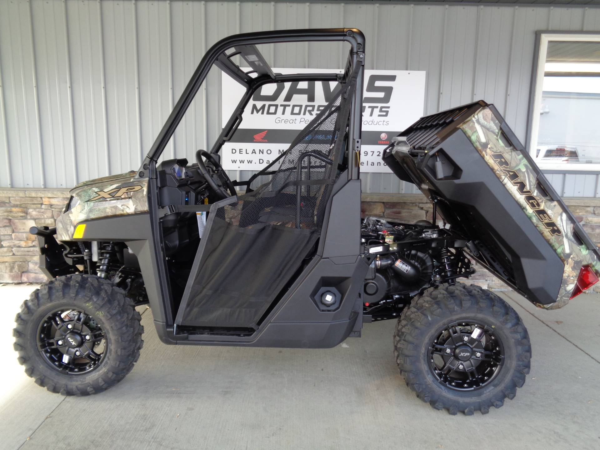 2021 Polaris Ranger XP 1000 Premium in Delano, Minnesota - Photo 7