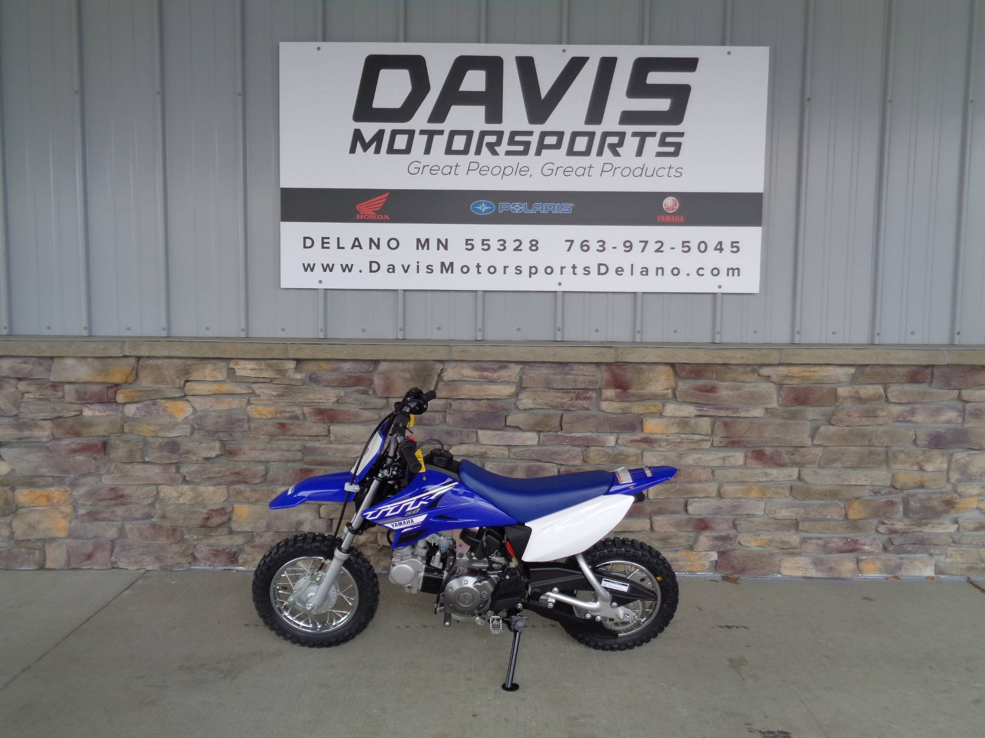 2019 Yamaha TT-R50E in Delano, Minnesota - Photo 2