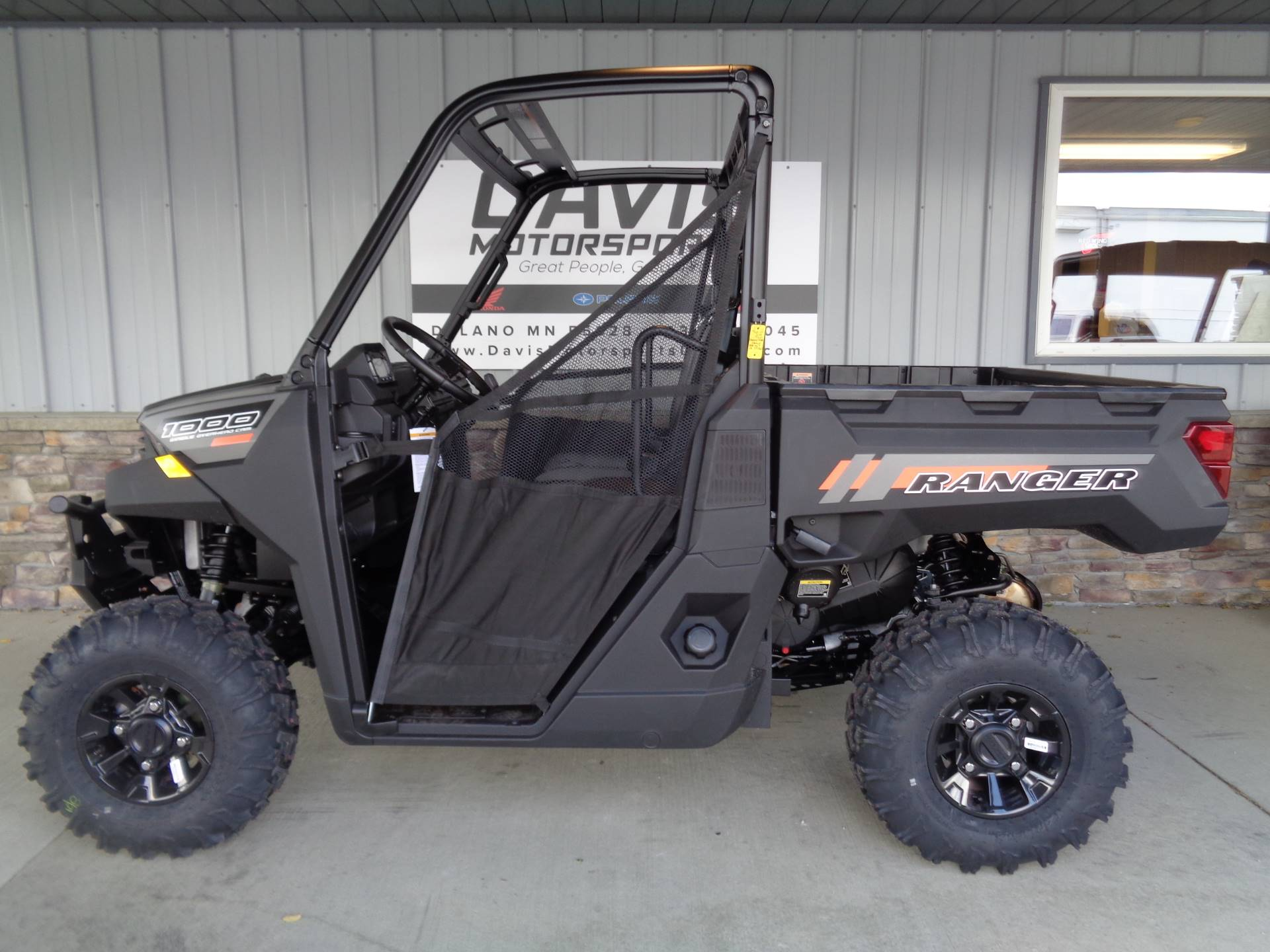 2020 Polaris Ranger 1000 Premium in Delano, Minnesota - Photo 2