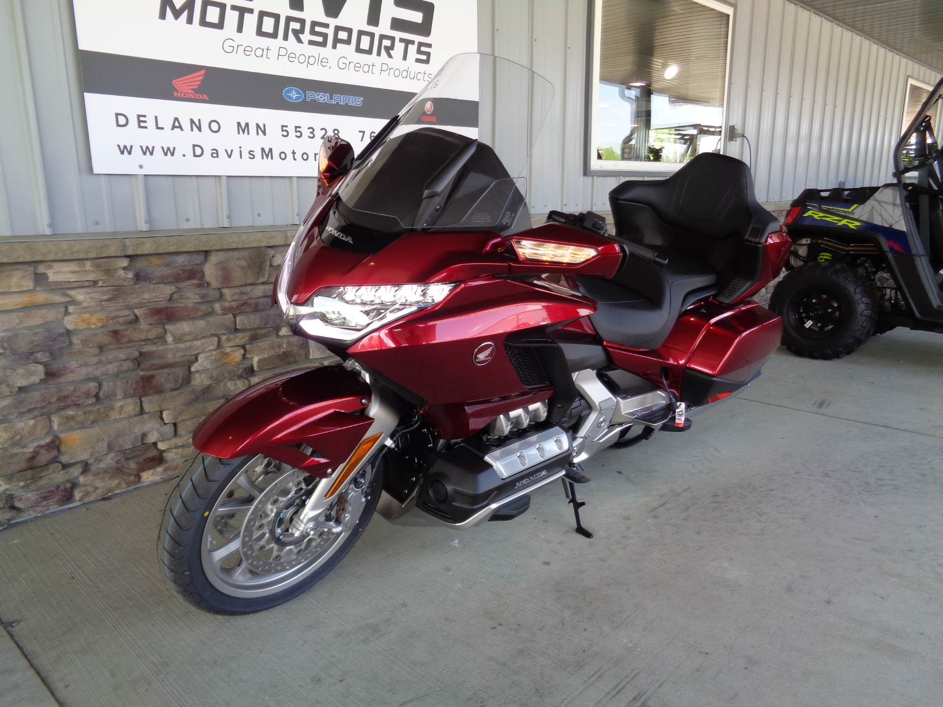 2018 Honda Gold Wing Tour in Delano, Minnesota