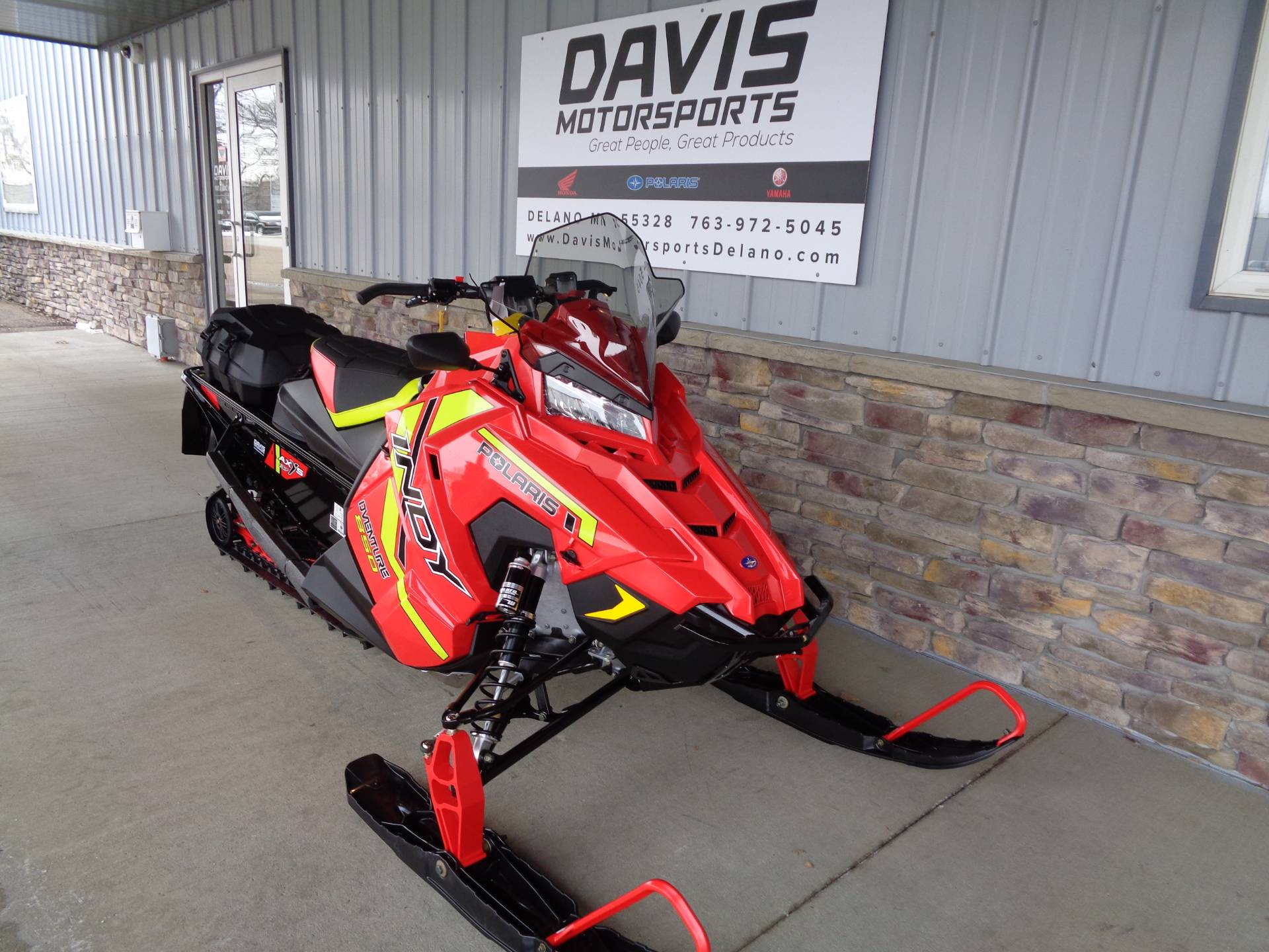 2021 Polaris 850 Indy Adventure 137 Factory Choice in Delano, Minnesota - Photo 3