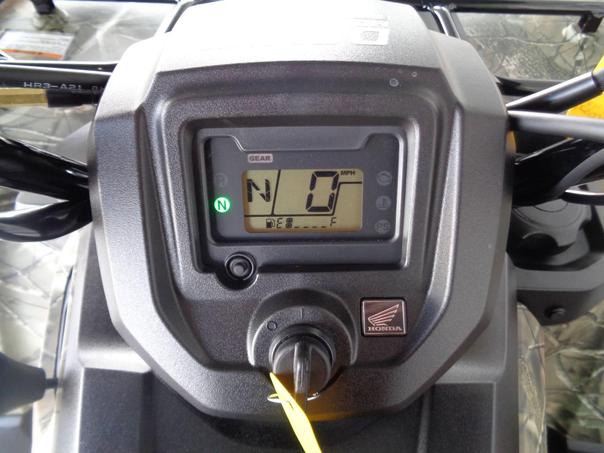 2019 Honda FourTrax Rancher 4x4 DCT EPS 7