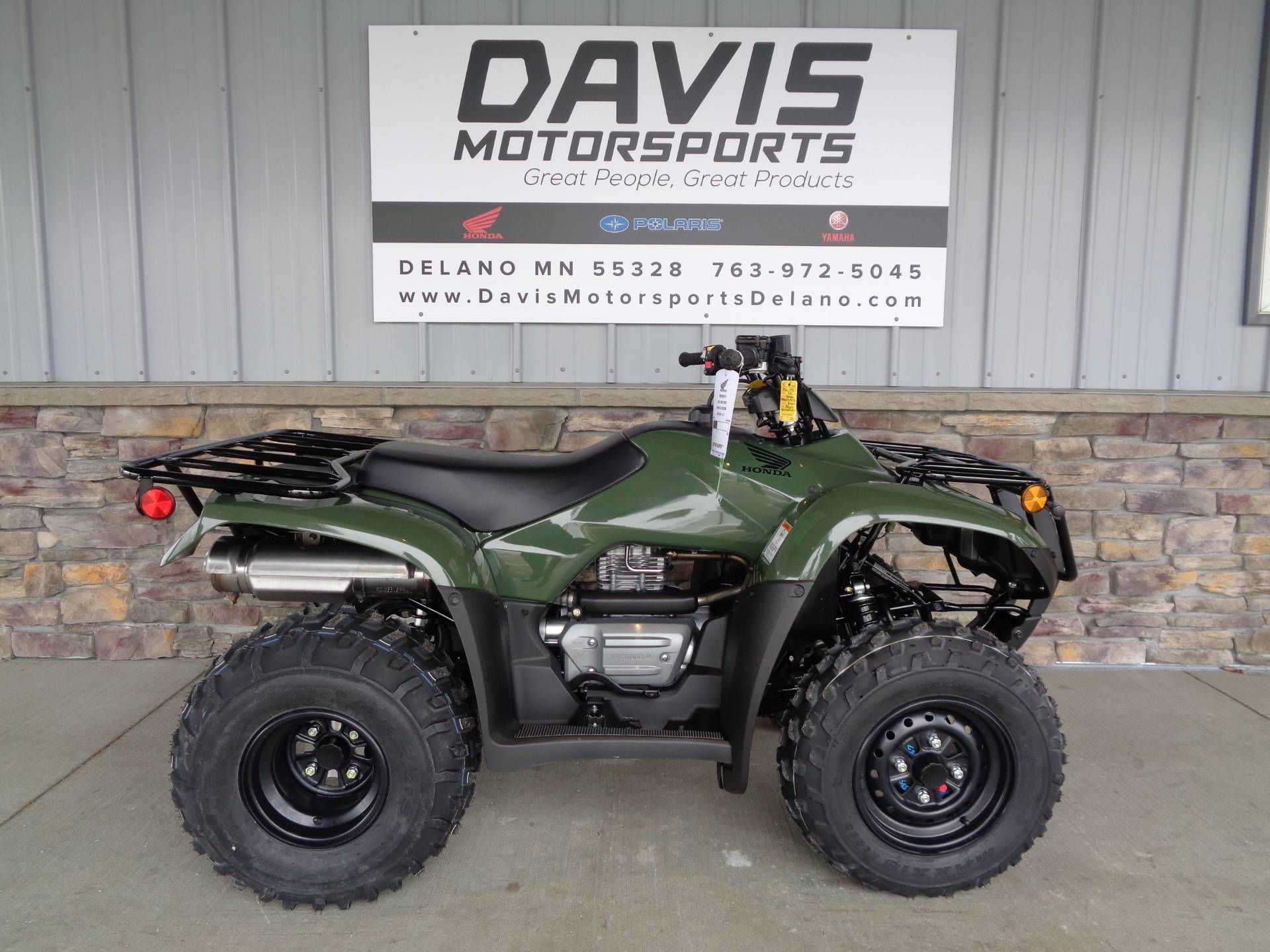 2020 Honda FourTrax Recon in Delano, Minnesota - Photo 1