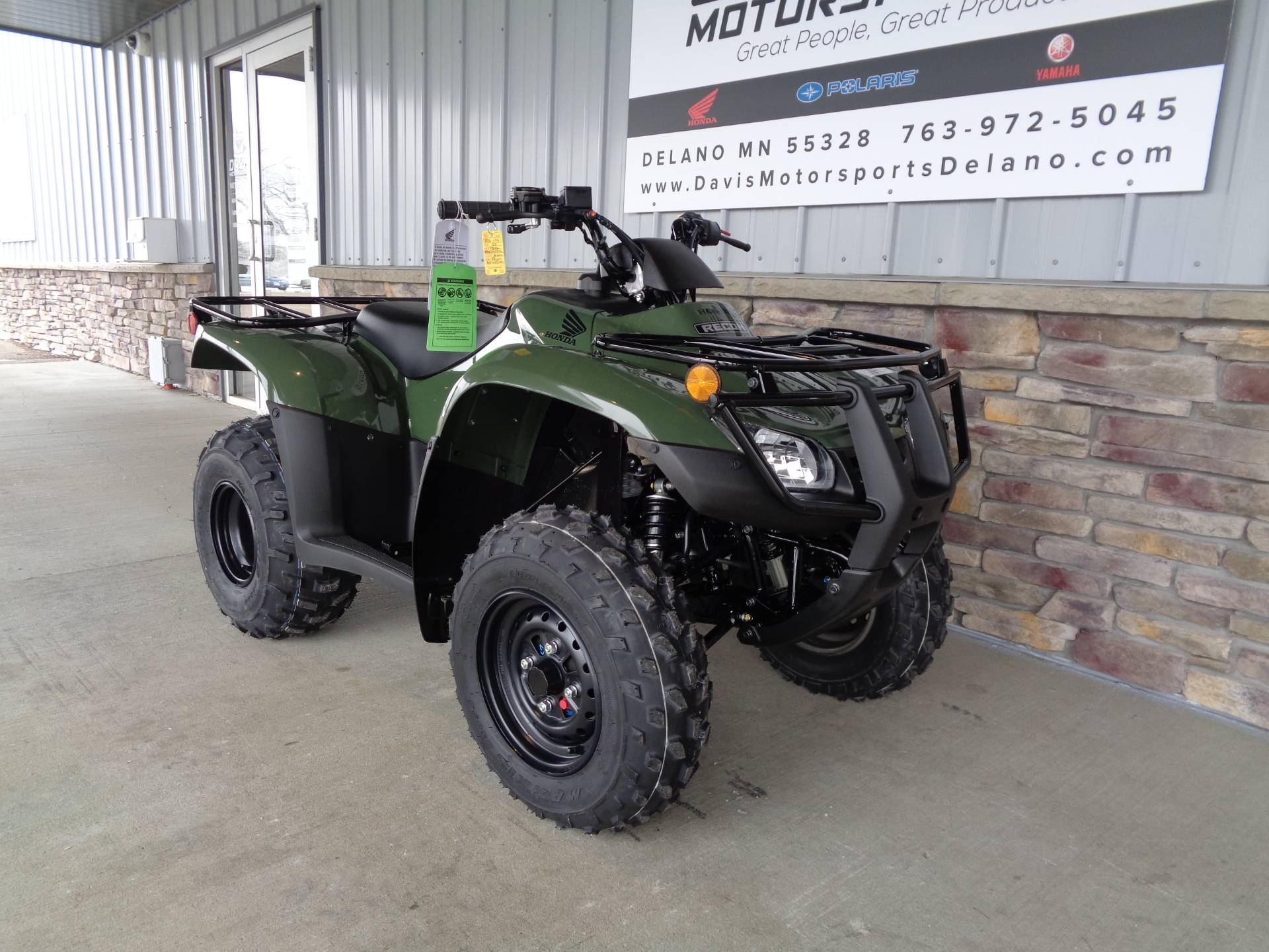 2020 Honda FourTrax Recon in Delano, Minnesota - Photo 3