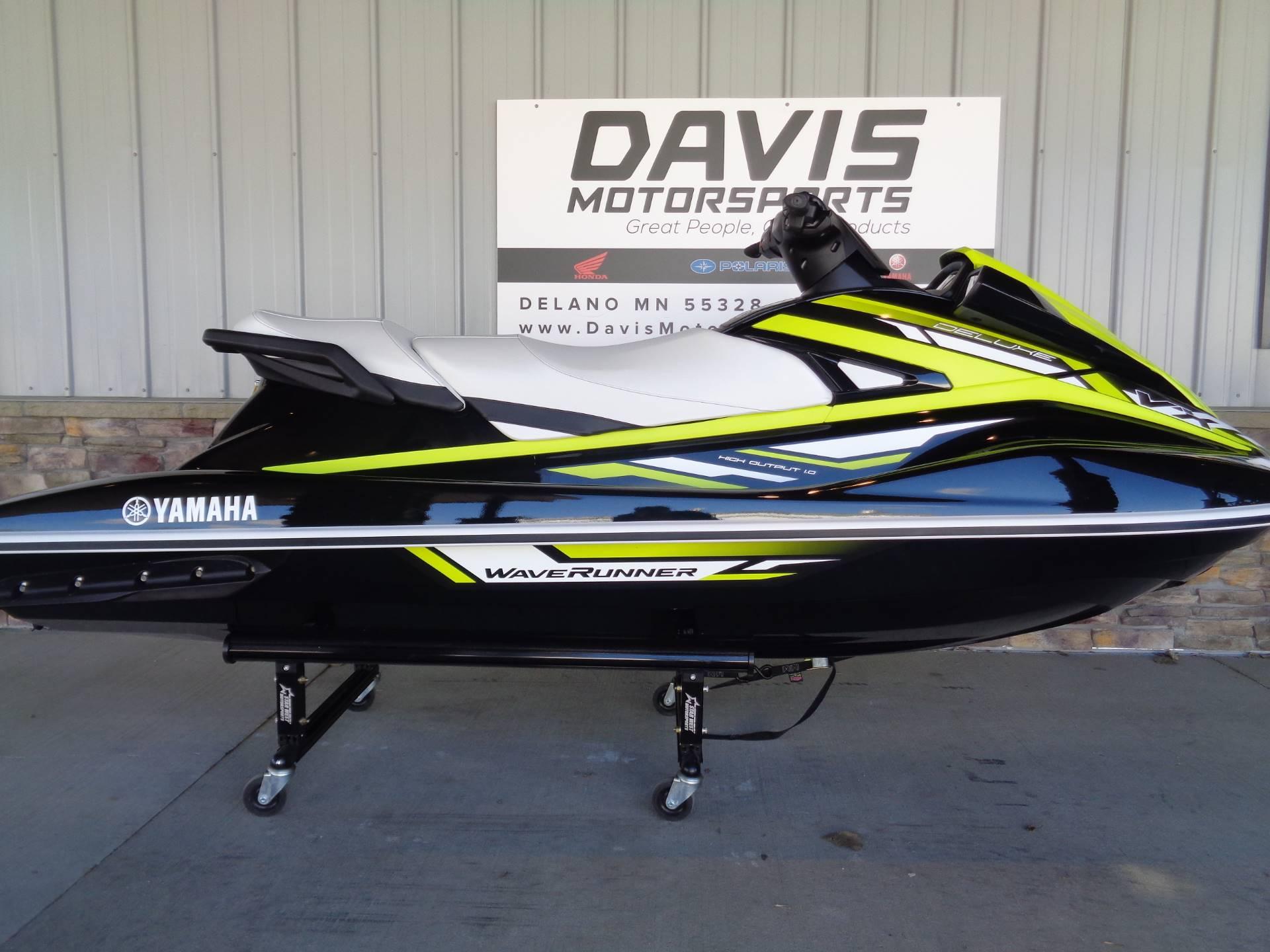 2019 Yamaha VX Deluxe in Delano, Minnesota