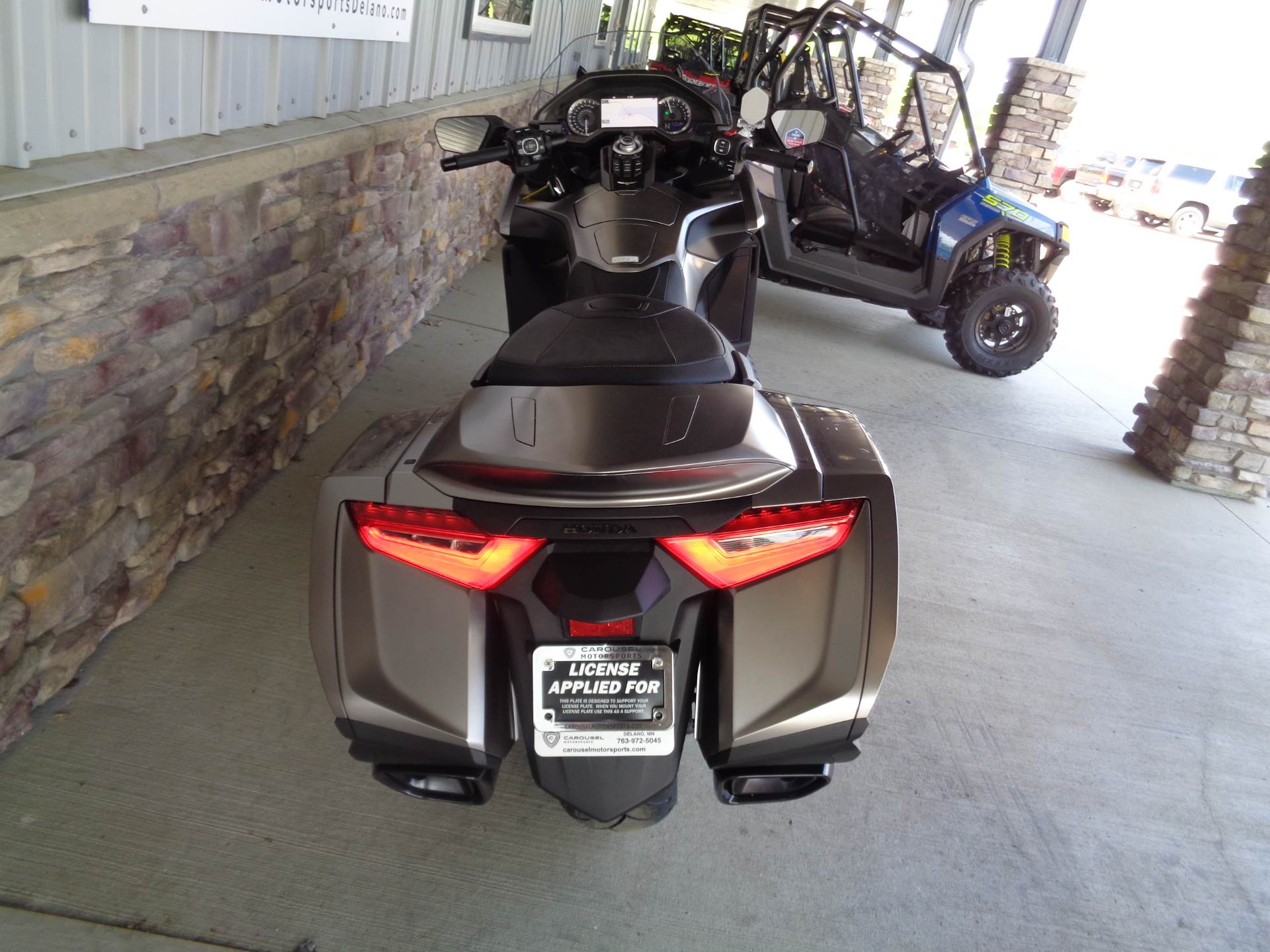 2018 Honda Gold Wing in Delano, Minnesota