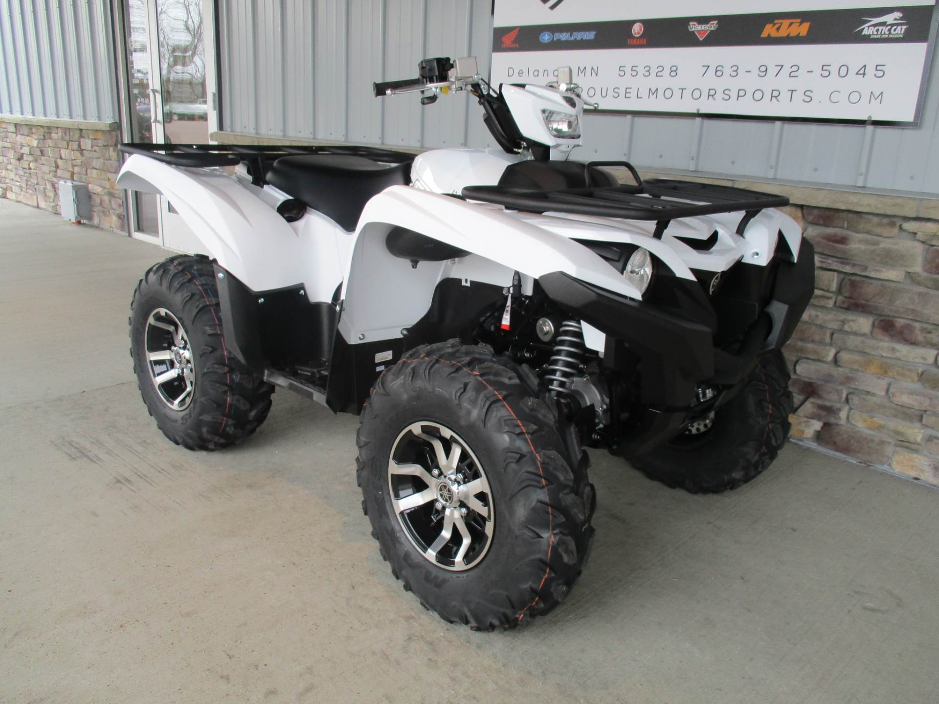 2017 Yamaha Grizzly EPS in Delano, Minnesota