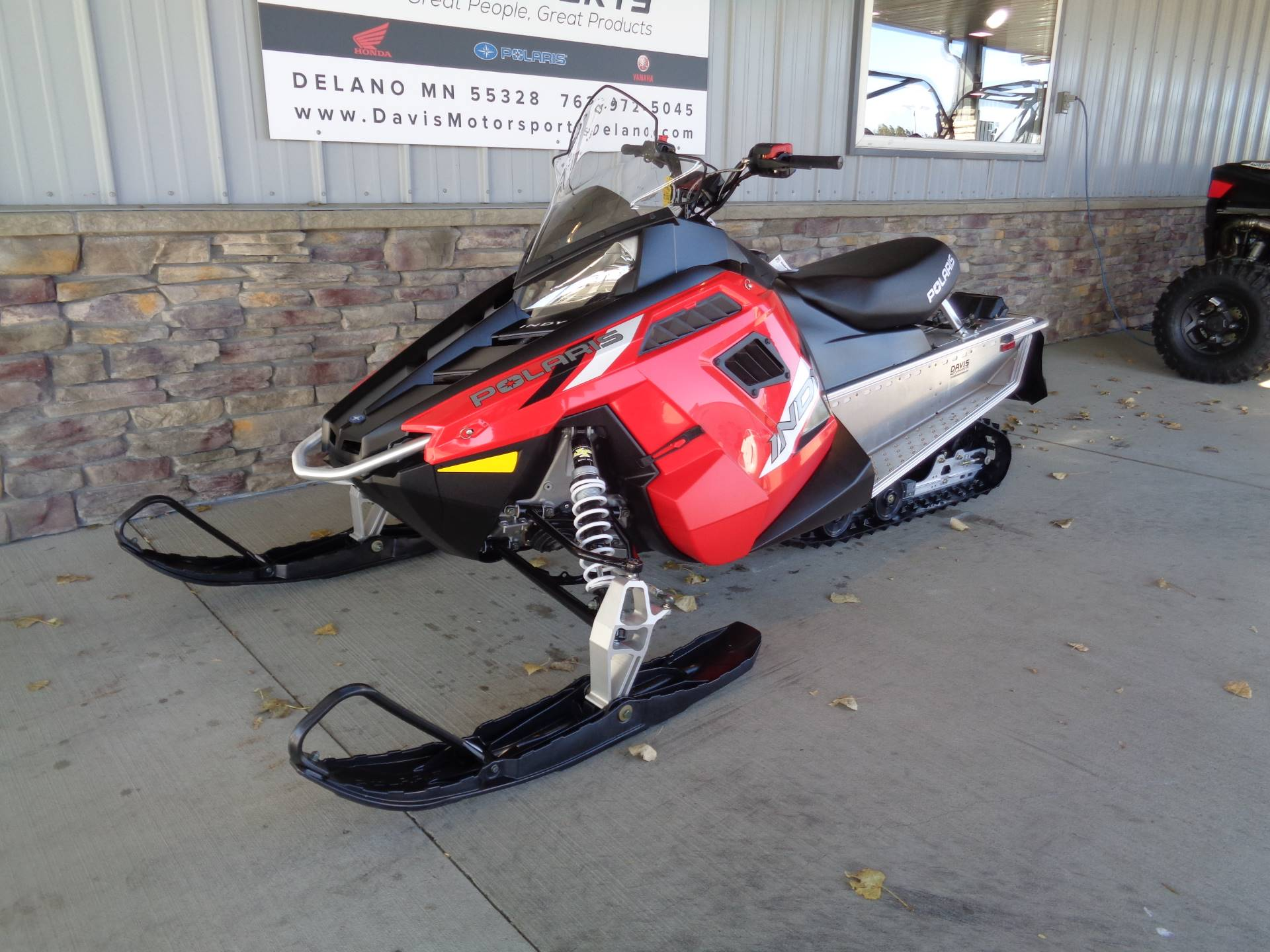 2018 Polaris 550 INDY ES in Delano, Minnesota