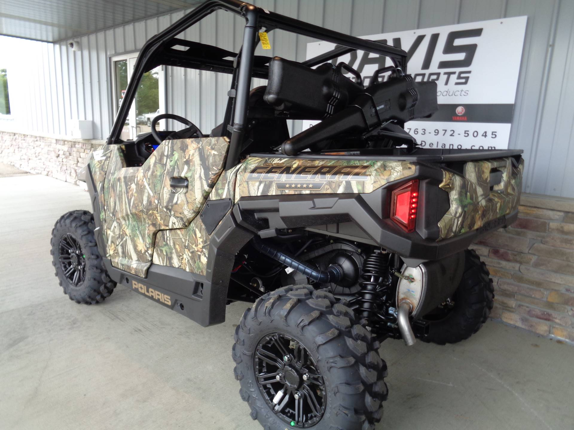 2019 Polaris General 1000 EPS Hunter Edition in Delano, Minnesota