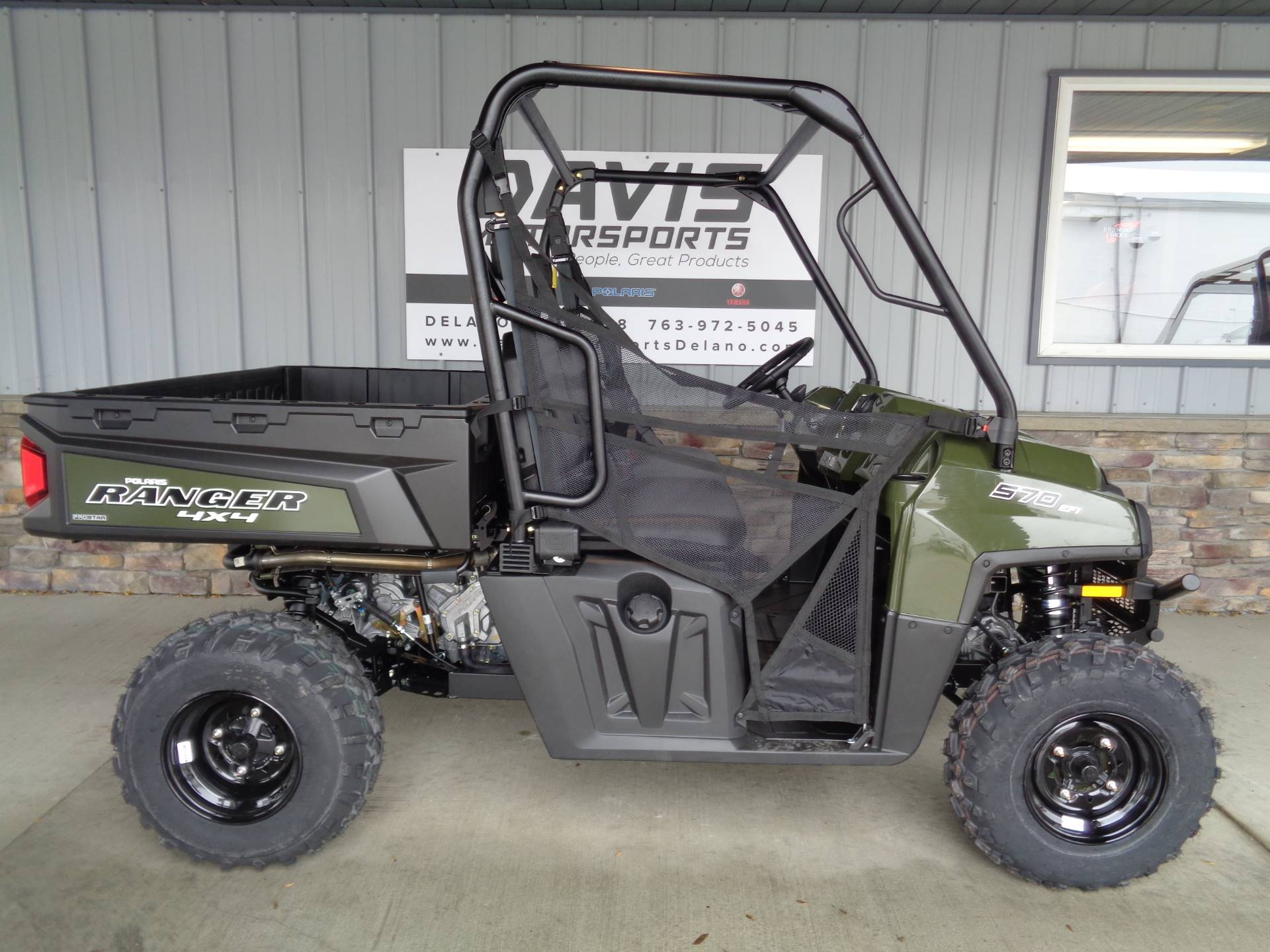 2019 Polaris Ranger 570 Full-Size in Delano, Minnesota - Photo 1