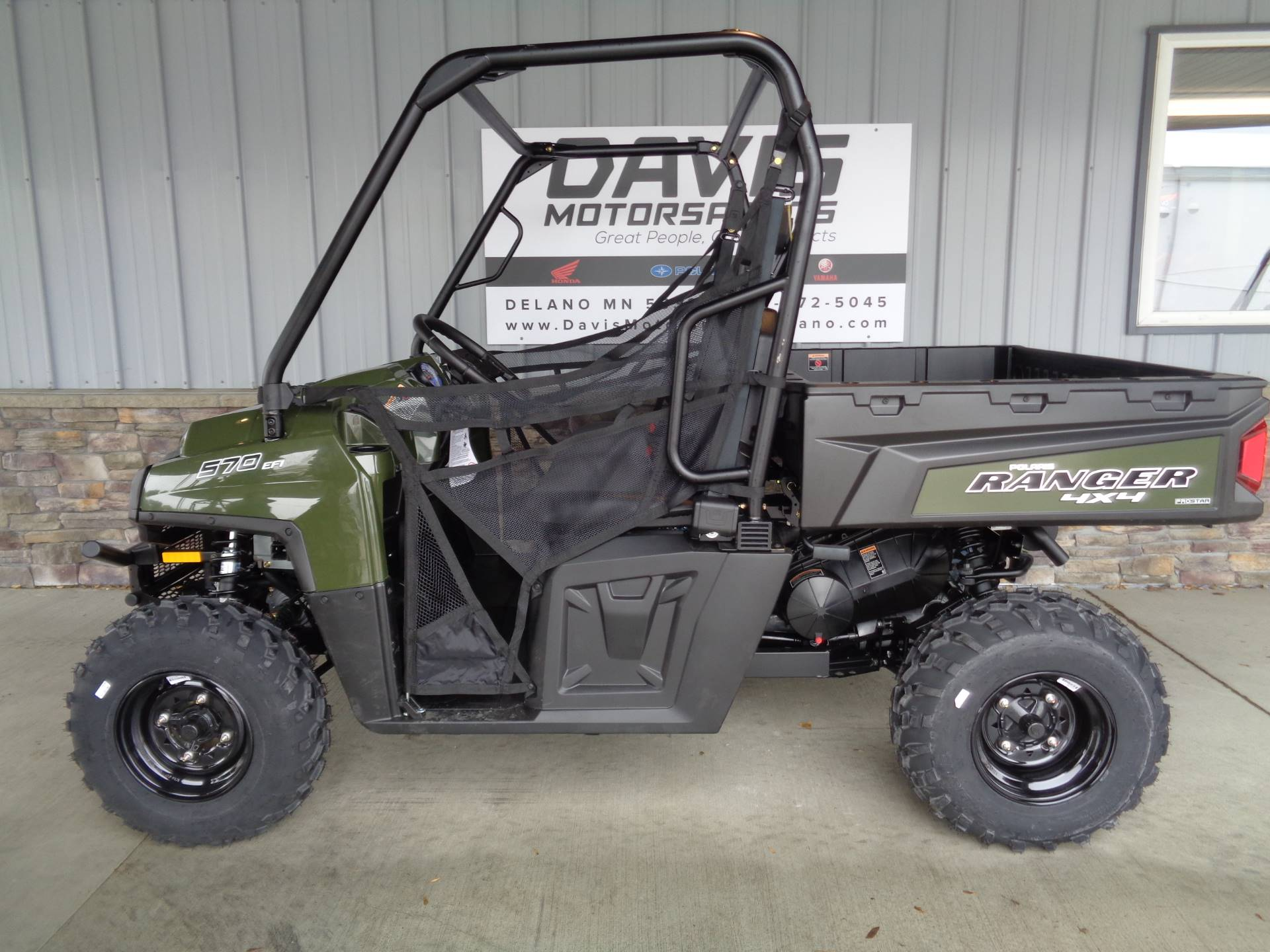 2019 Polaris Ranger 570 Full-Size in Delano, Minnesota - Photo 2