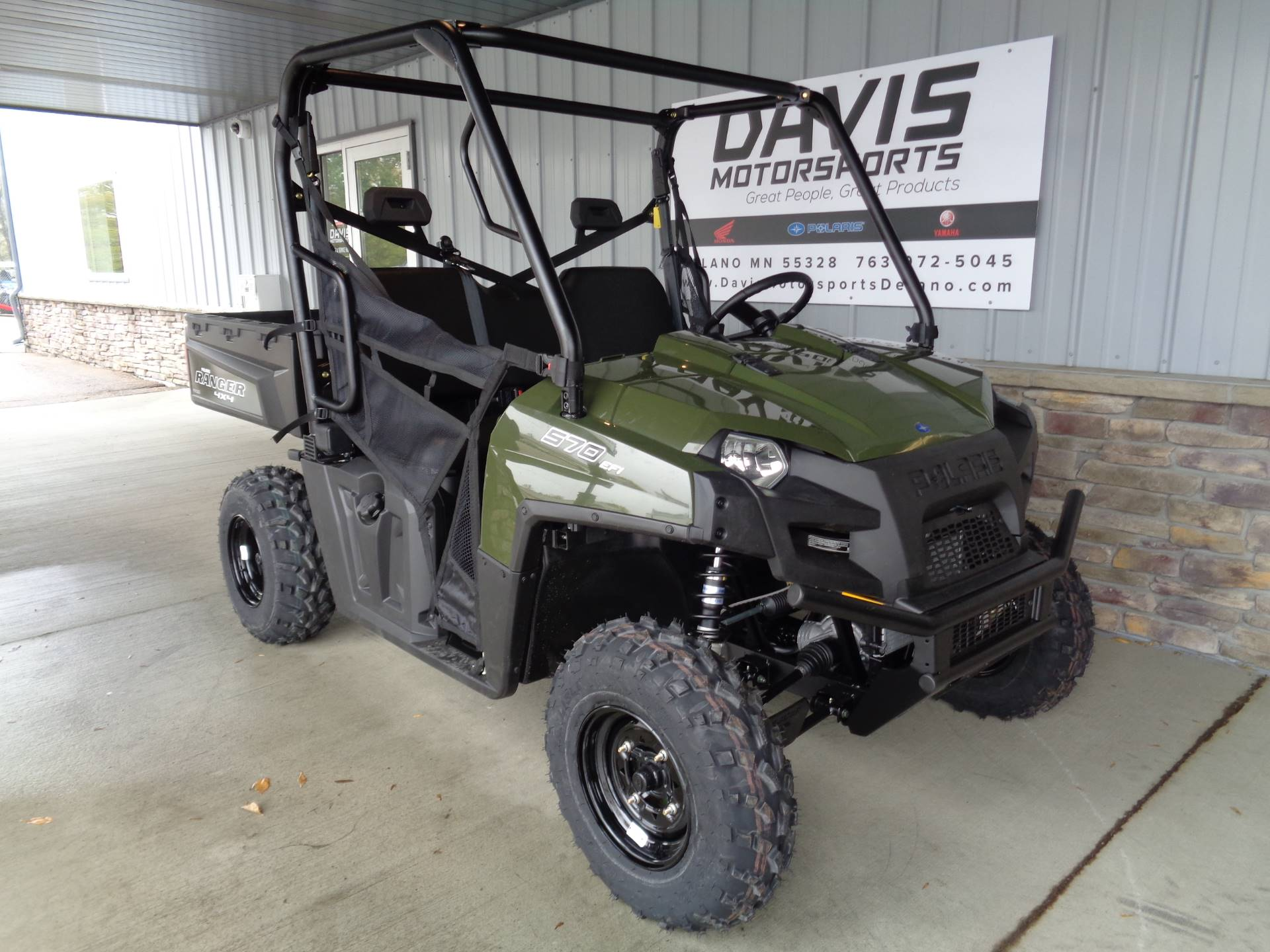 2019 Polaris Ranger 570 Full-Size in Delano, Minnesota - Photo 3