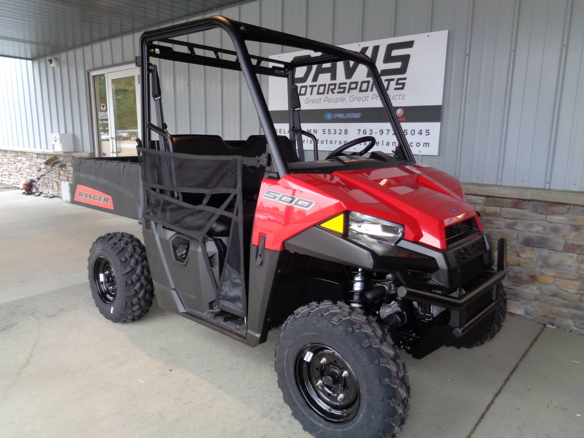 2021 Polaris Ranger 500 in Delano, Minnesota - Photo 3
