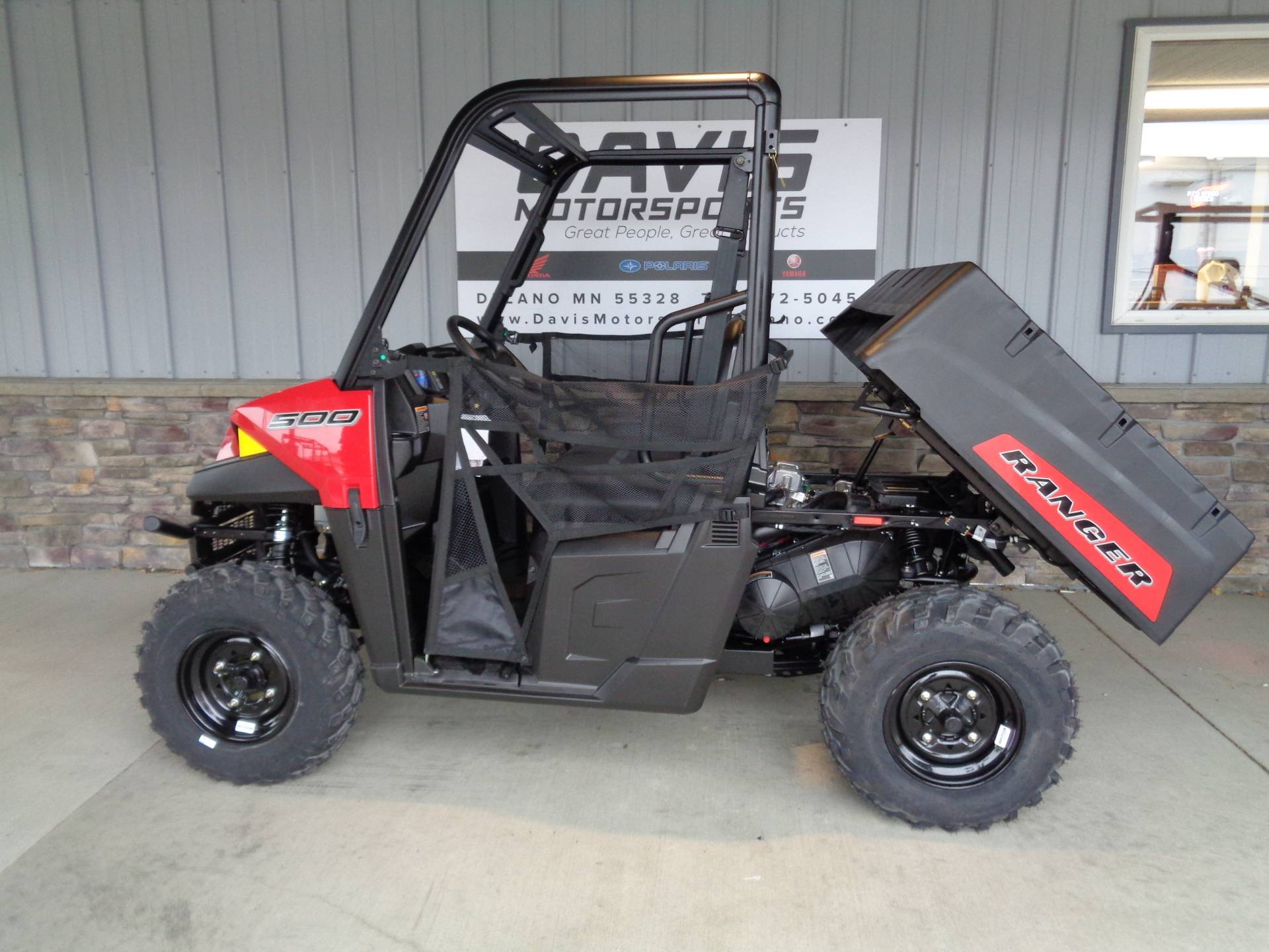 2021 Polaris Ranger 500 in Delano, Minnesota - Photo 7