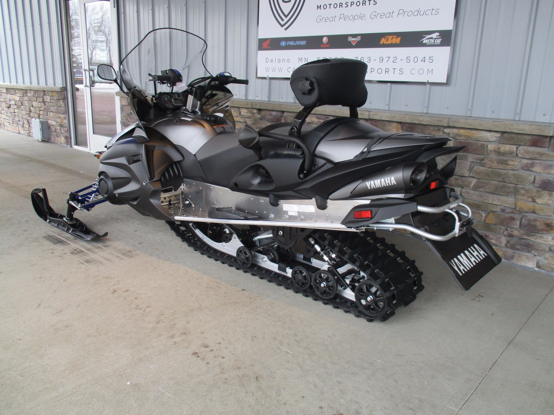 2016 Yamaha RS Venture TF in Delano, Minnesota