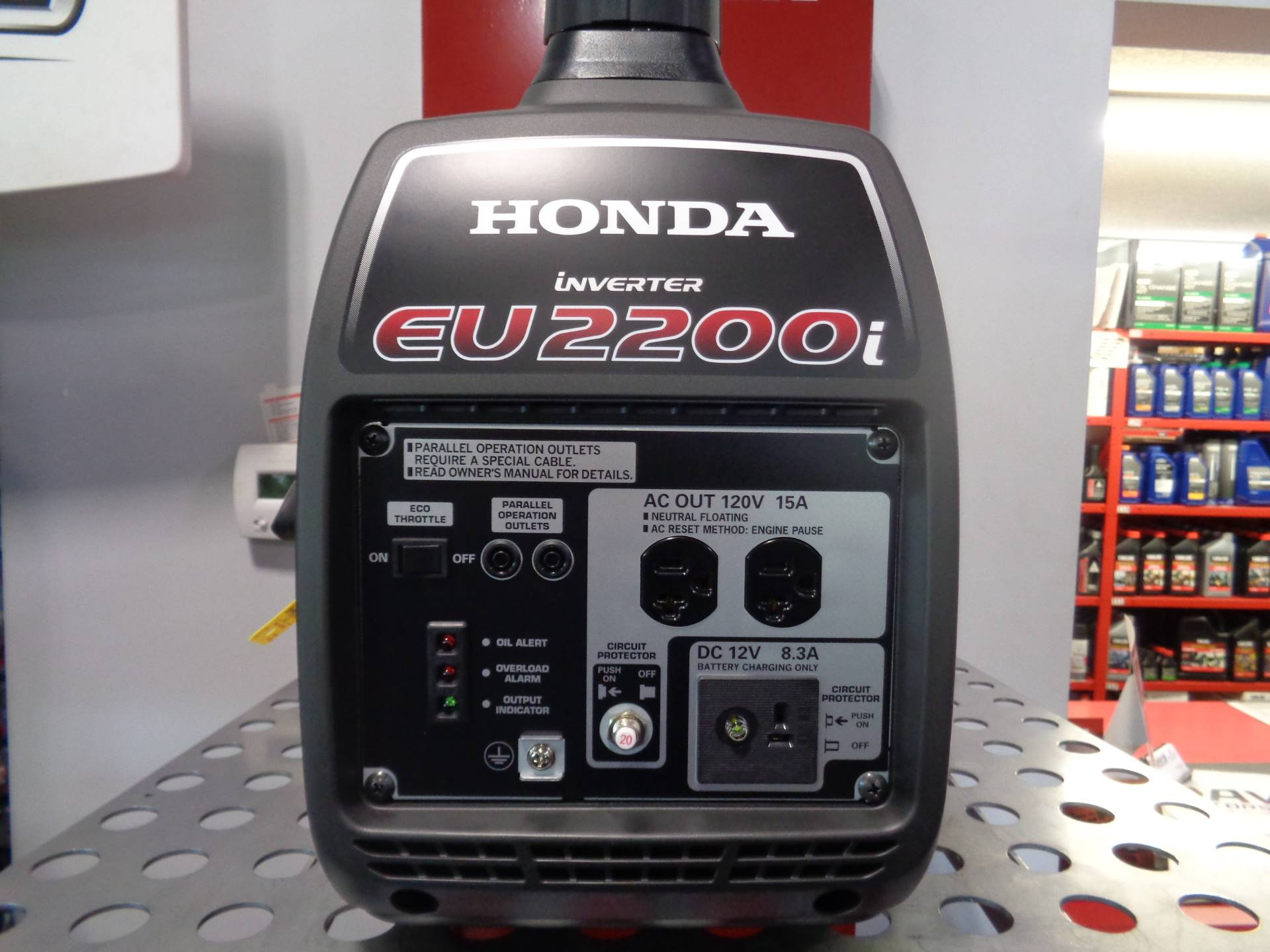 2018 Honda Power Equipment EU2200i in Delano, Minnesota