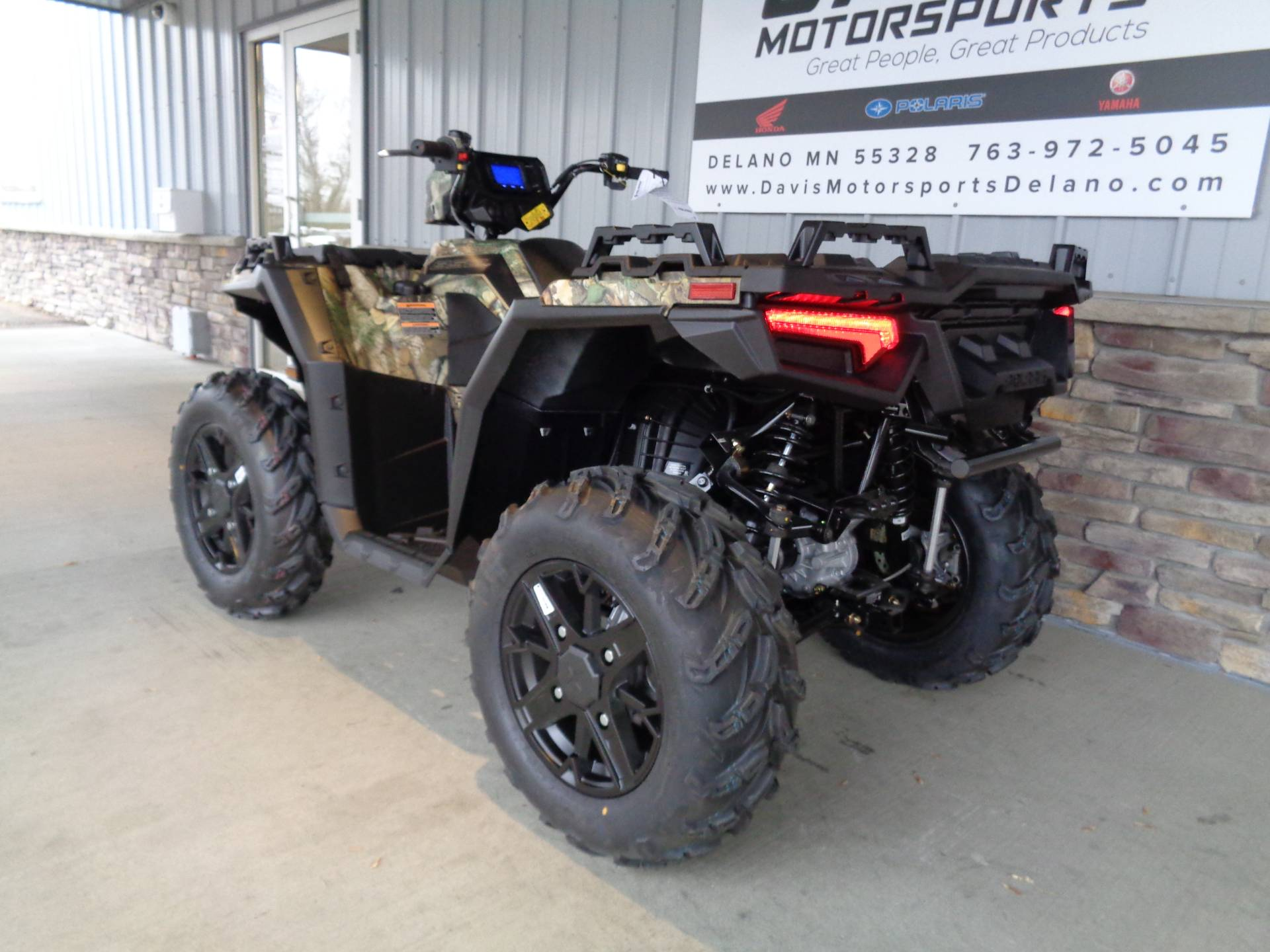 2021 Polaris Sportsman 850 Premium in Delano, Minnesota - Photo 6